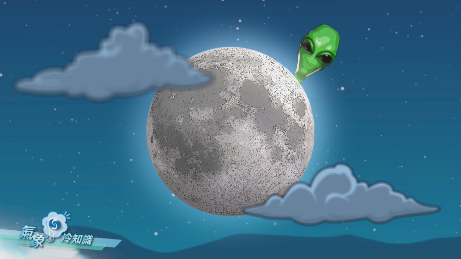 【氣象冷知識】月球背面