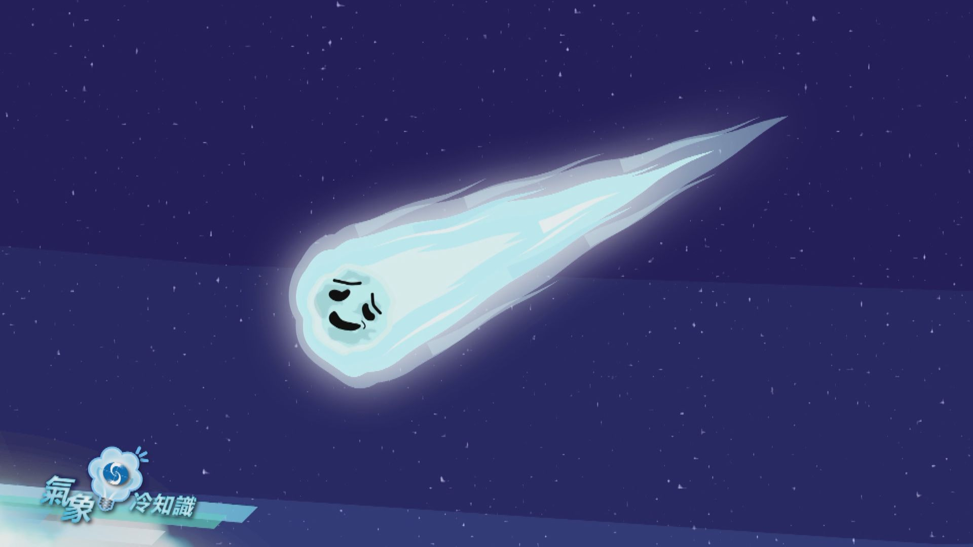 【氣象冷知識】流星、彗星 傻傻分不清