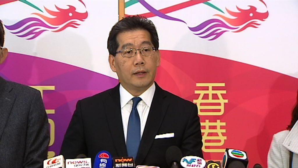 蘇錦樑:下周未通過版權修訂條例將就此作罷