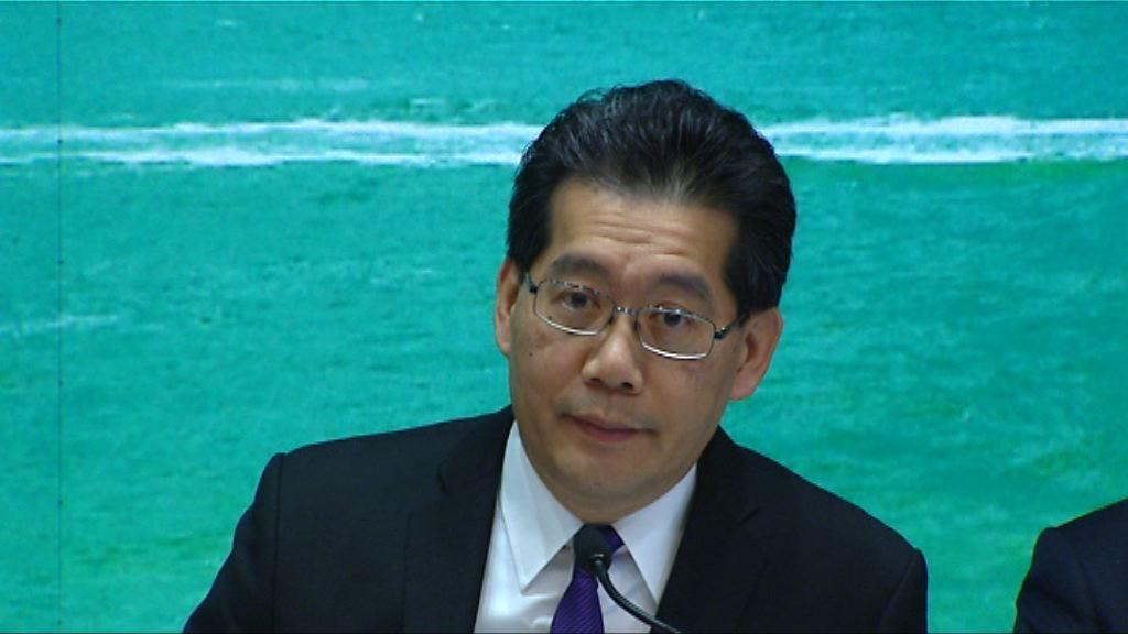 蘇錦樑:最快下周五作罷版權條例草案