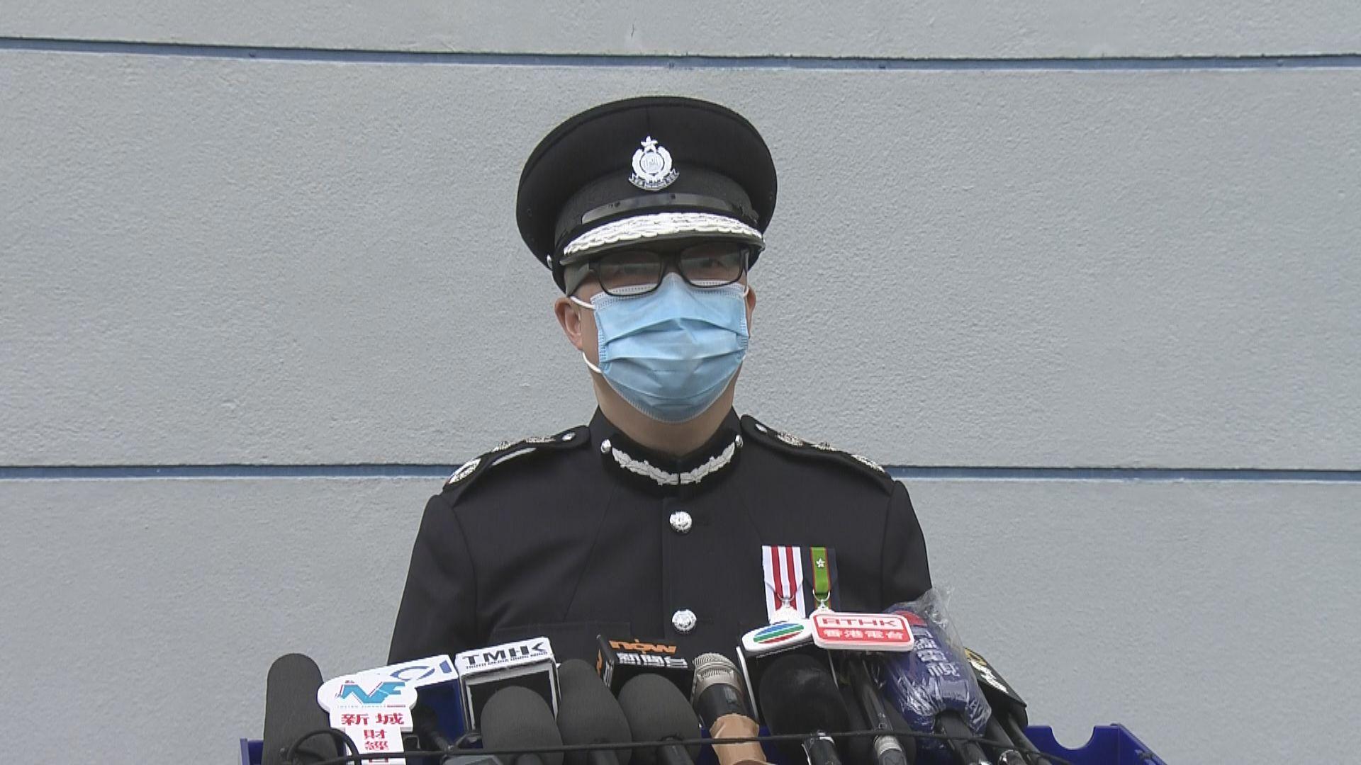 鄧炳強將就警方展示編號裁決上訴 暫時停用行動呼號