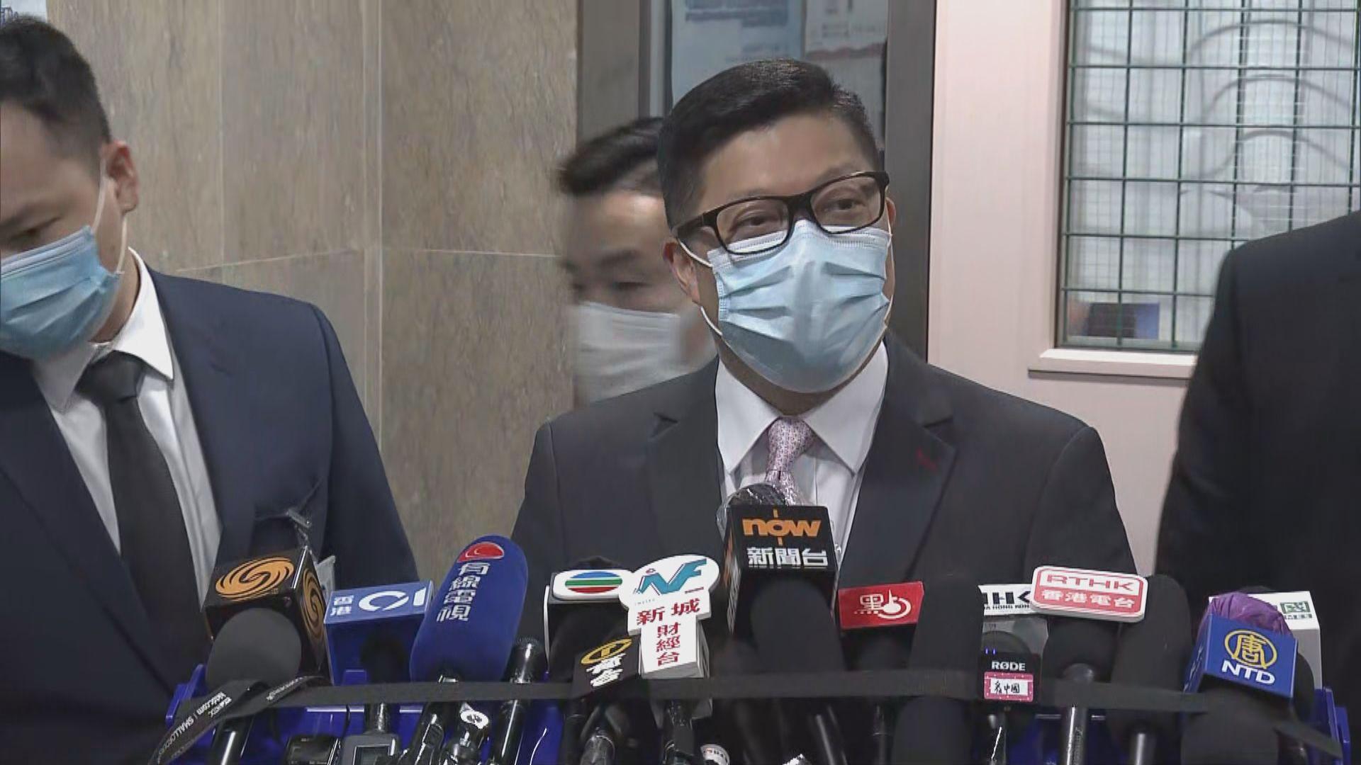 鄧炳強:已與傳媒協會溝通修改傳媒定義