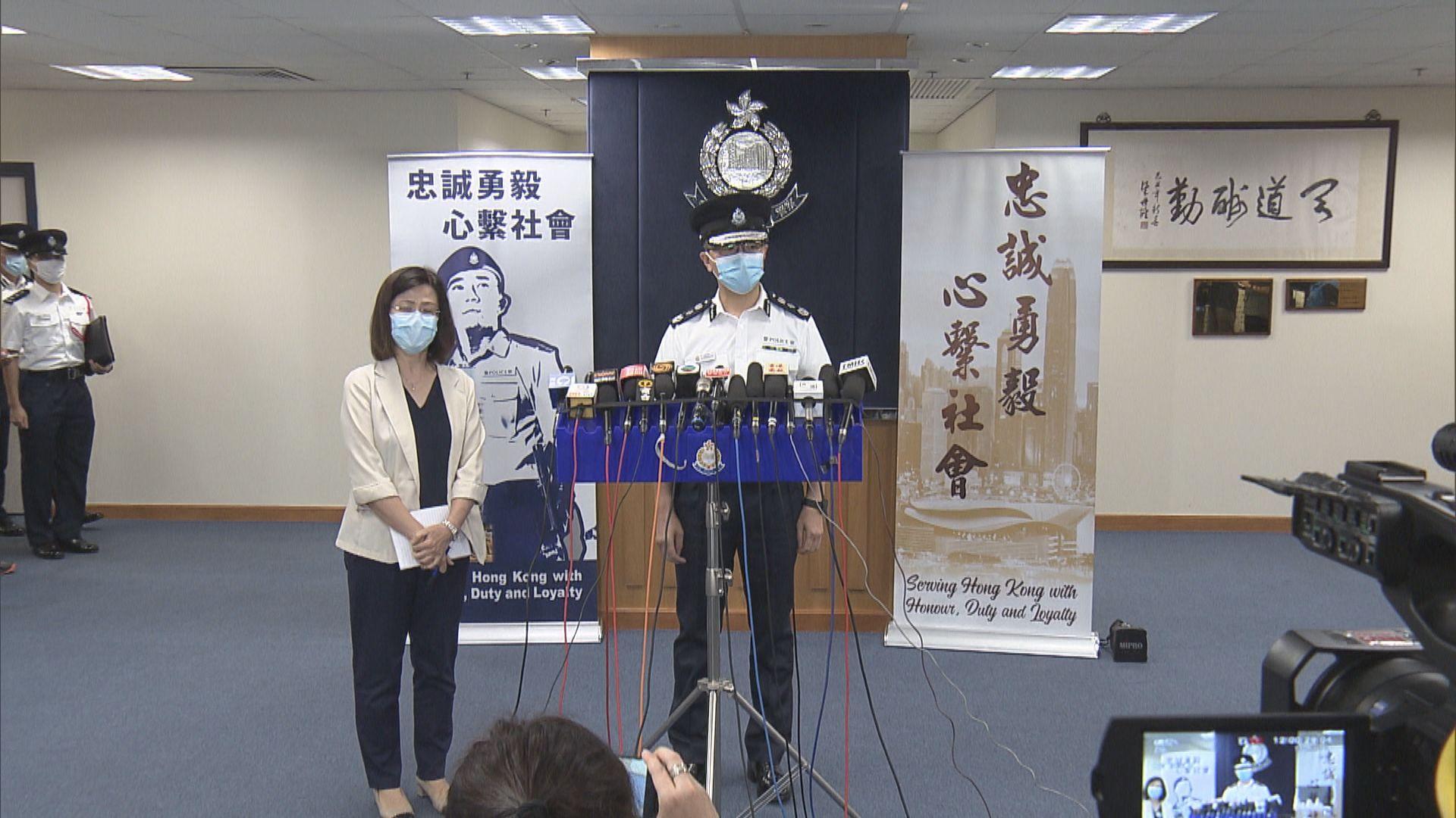 【回應721】蕭澤頤:警方行動與市民期望有落差 惟盼市民向前看