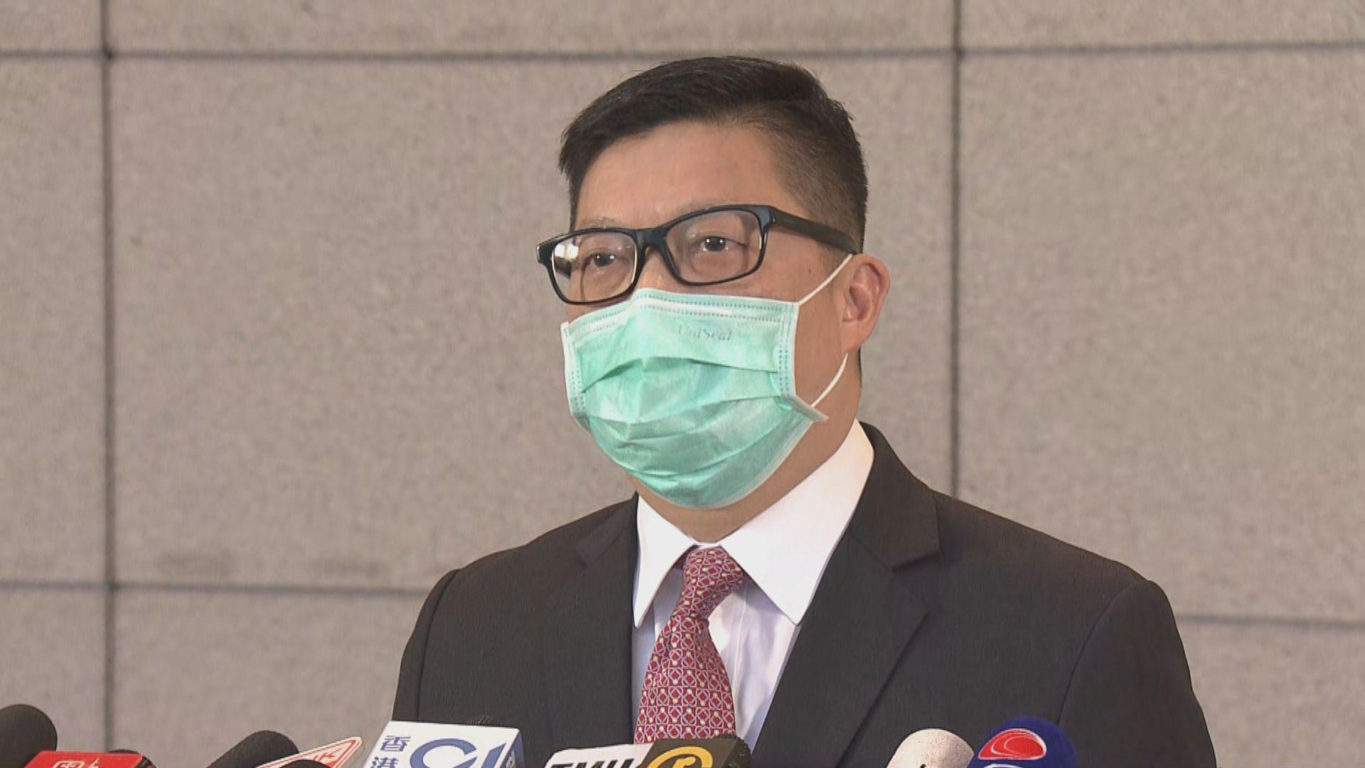 12港人涉偷渡案 鄧炳強指不宜透露警方行動細節