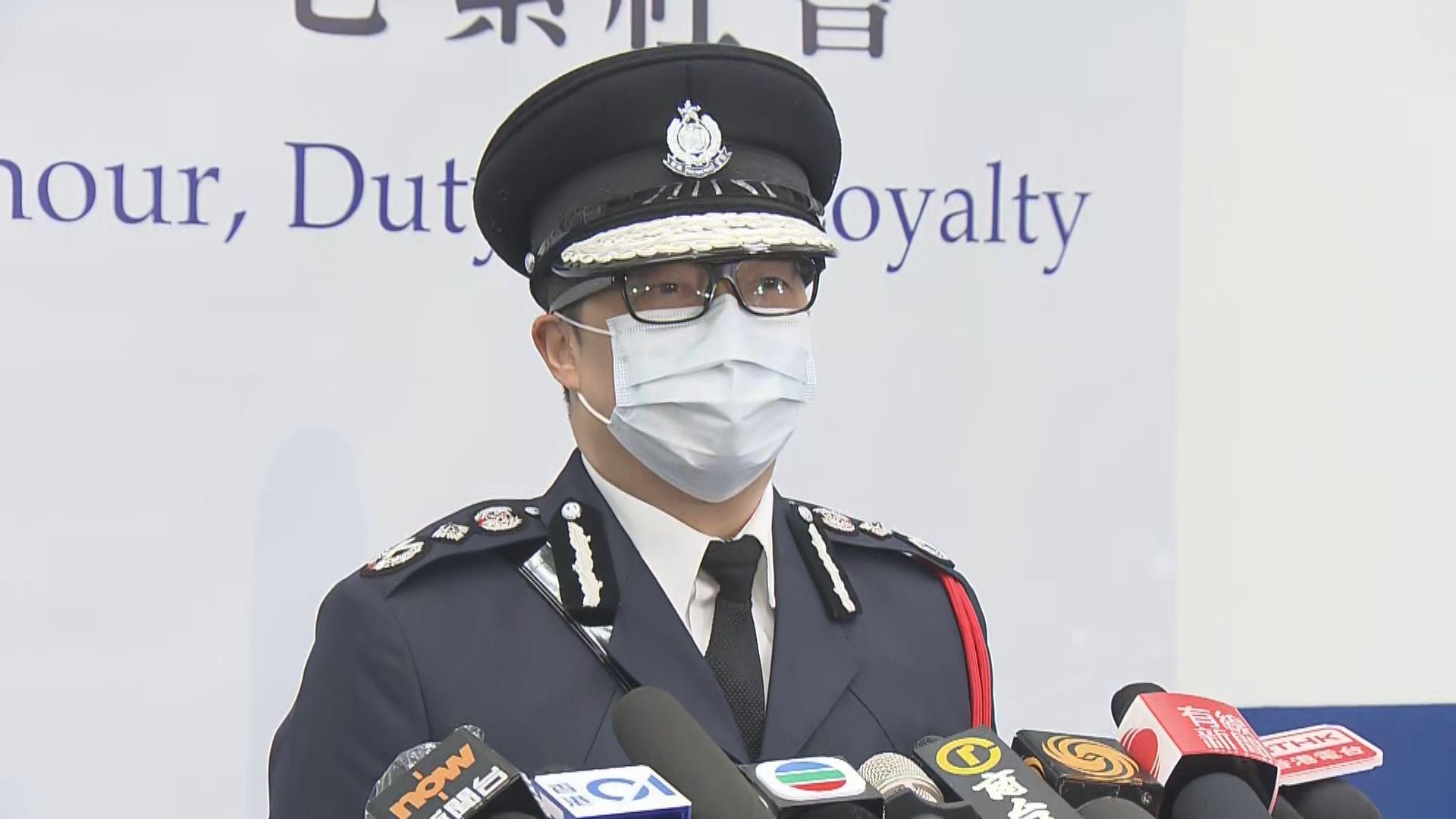 鄧炳強:有傳媒稱「武漢肺炎」屬貶低國家