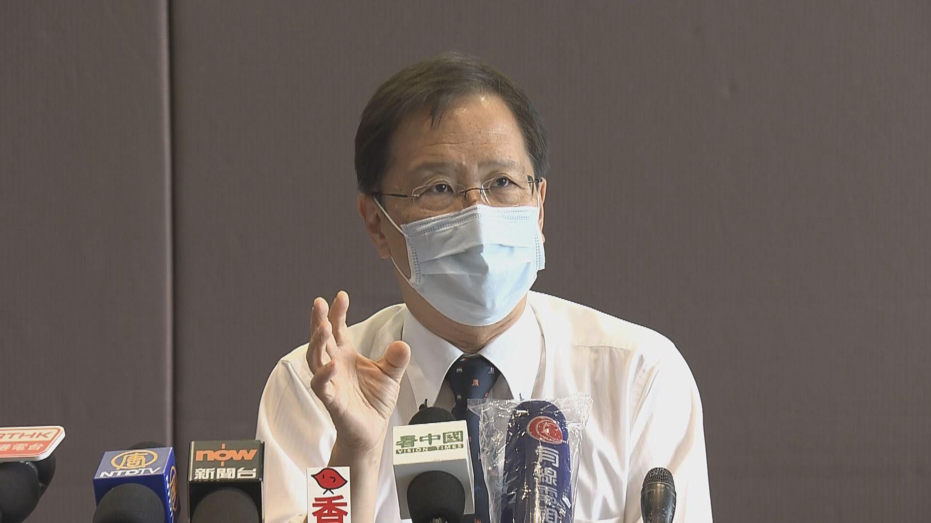 郭家麒:憂低年級醫科生缺臨床經驗令檢毒變播毒
