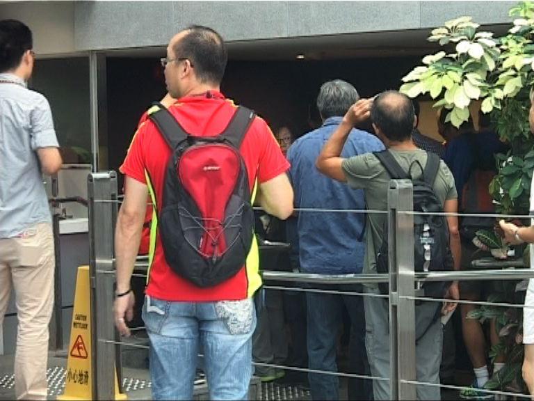 警方招募退休警員支援應付示威