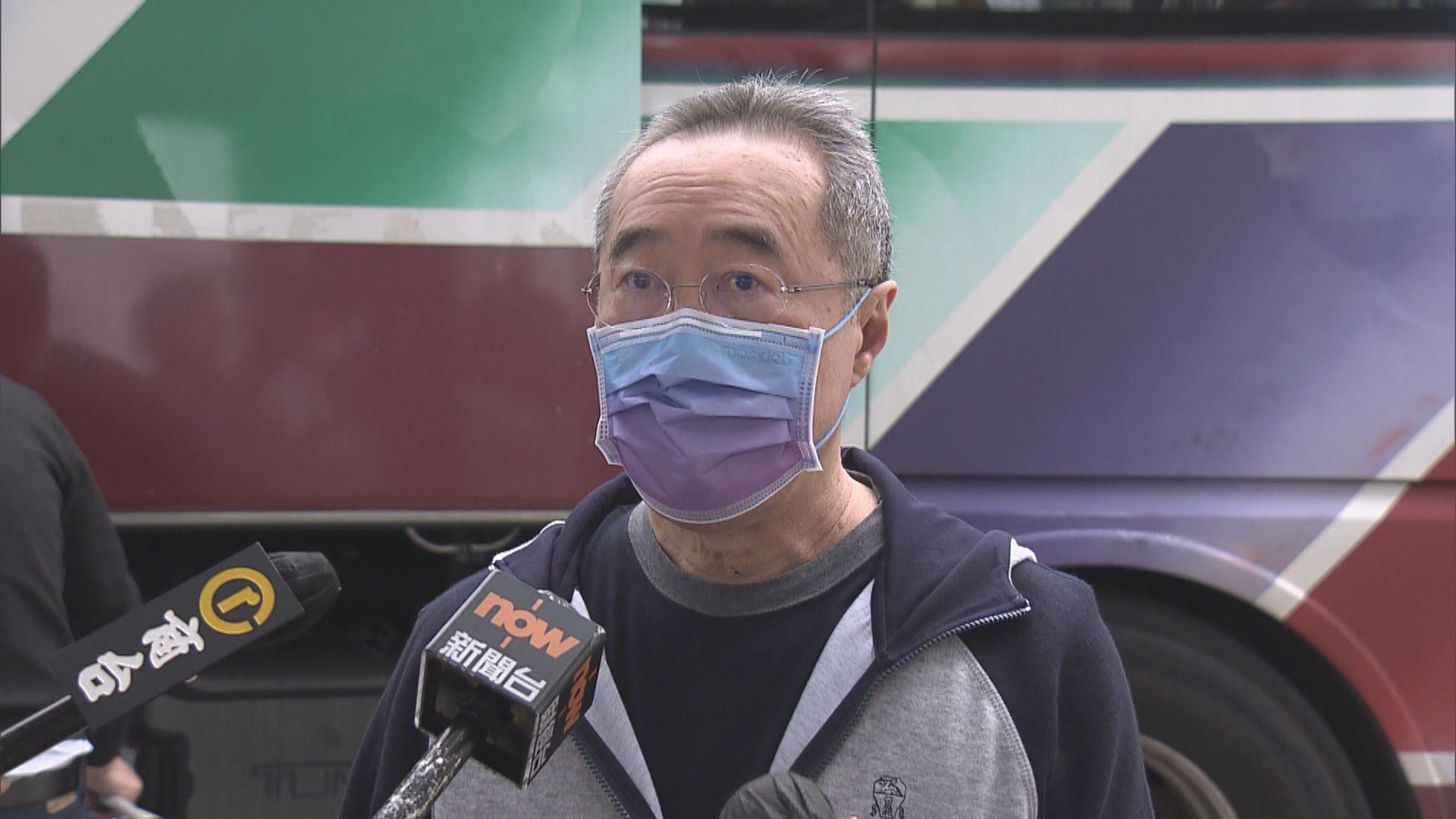 政協常委到深圳病毒檢測 將赴京出席常委會會議