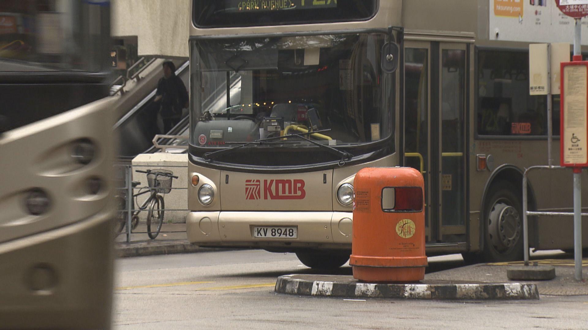運輸署:確保新巴士加裝科技裝置和安全帶