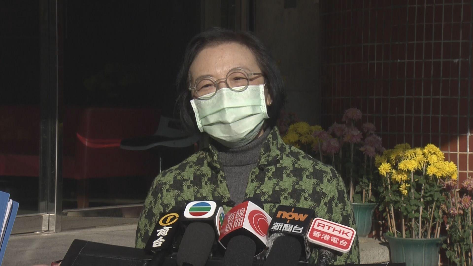 陳肇始籲市民接種疫苗 為通關等提供有利條件
