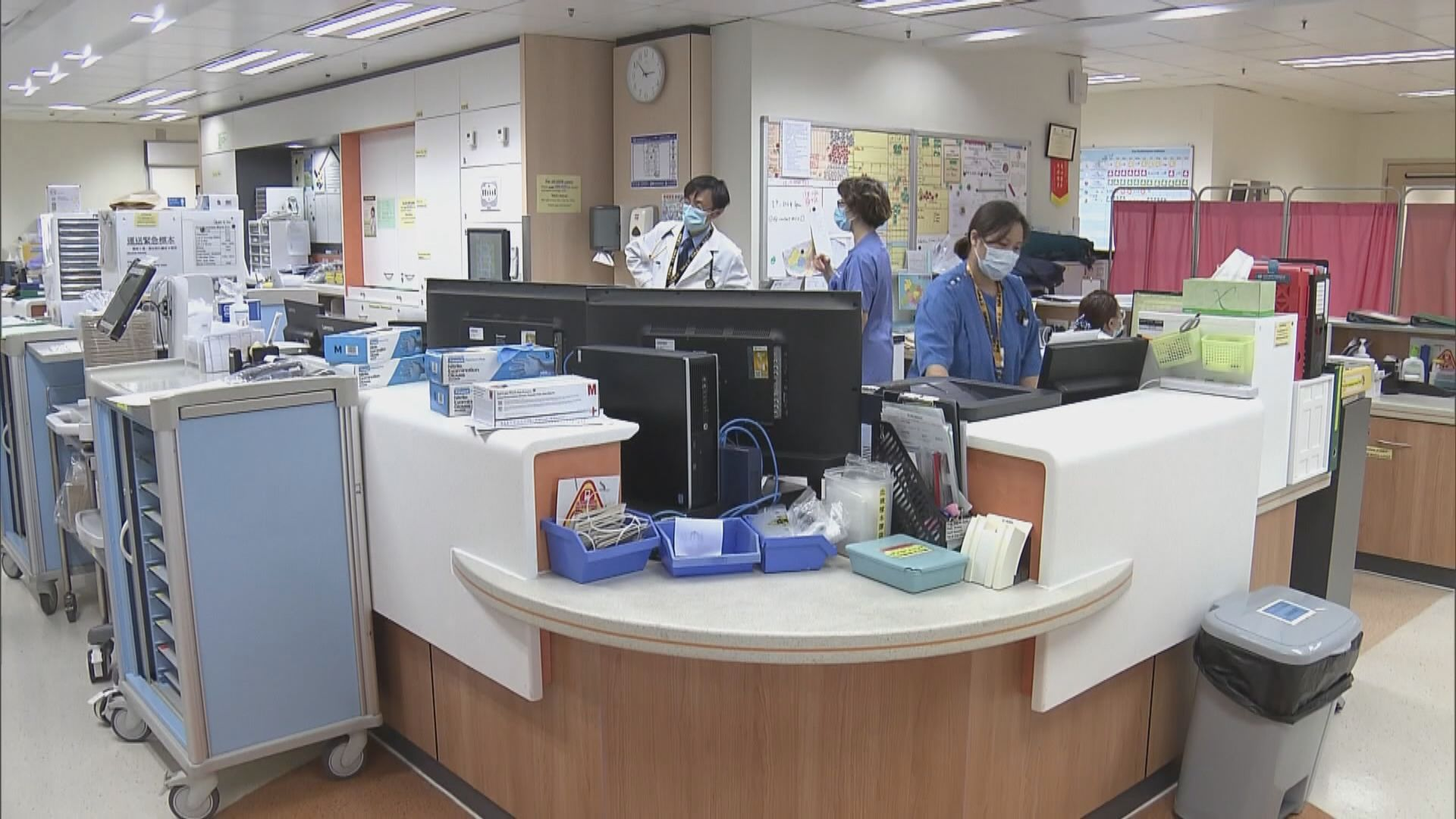 陳肇始指放寬海外醫生來港並無破壞現行制度