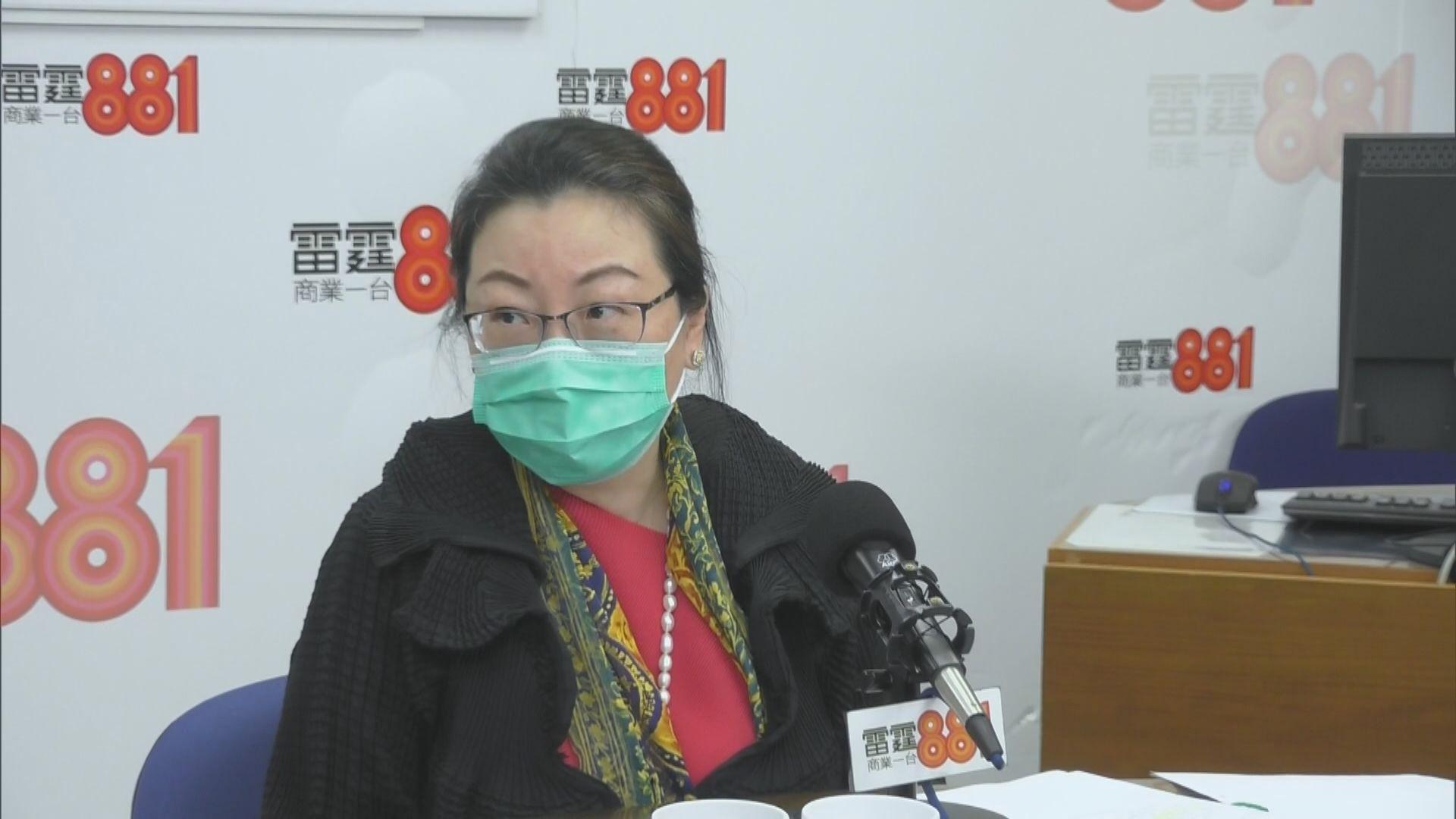 鄭若驊:毋須擔心港區國安法影響言論自由
