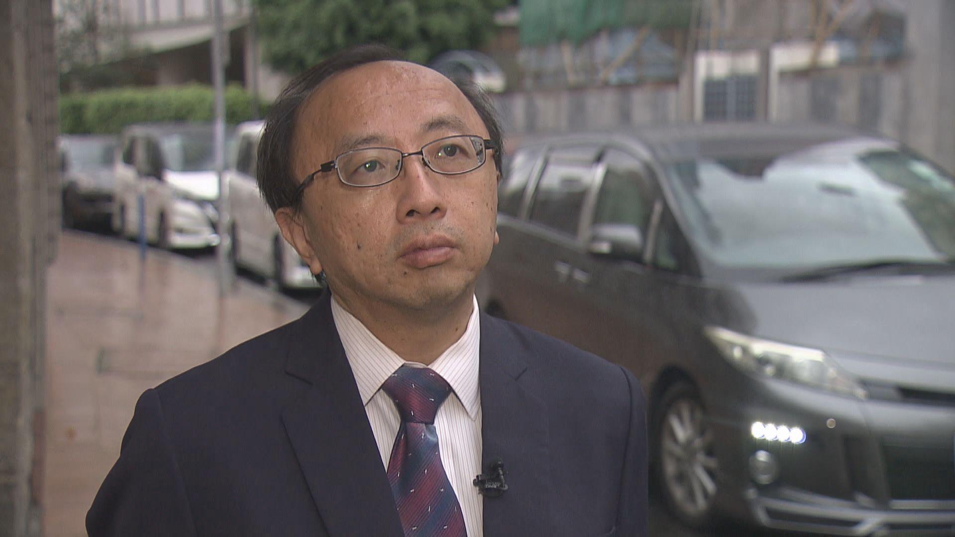 港大法律學院首席講師張達明辭任校委會成員