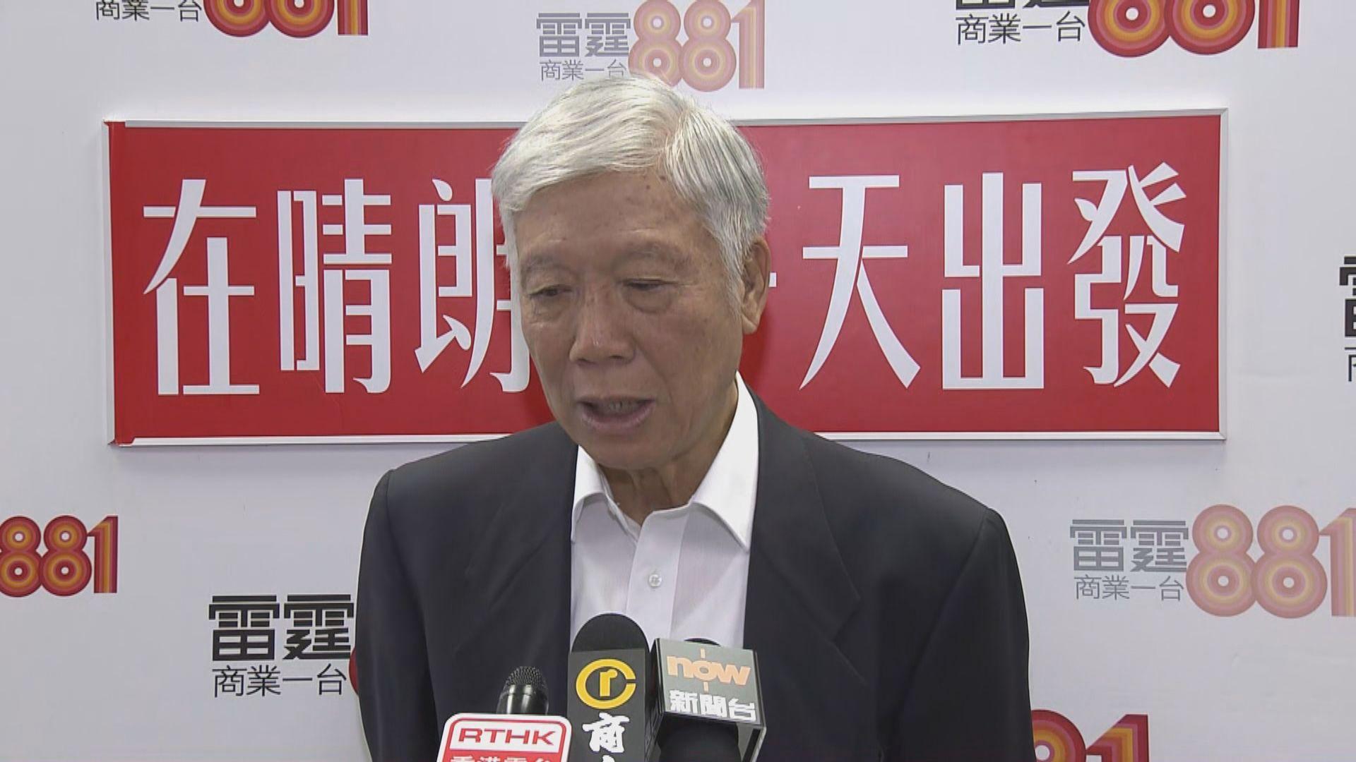 朱耀明:反修例跟悼念六四同為追求人權