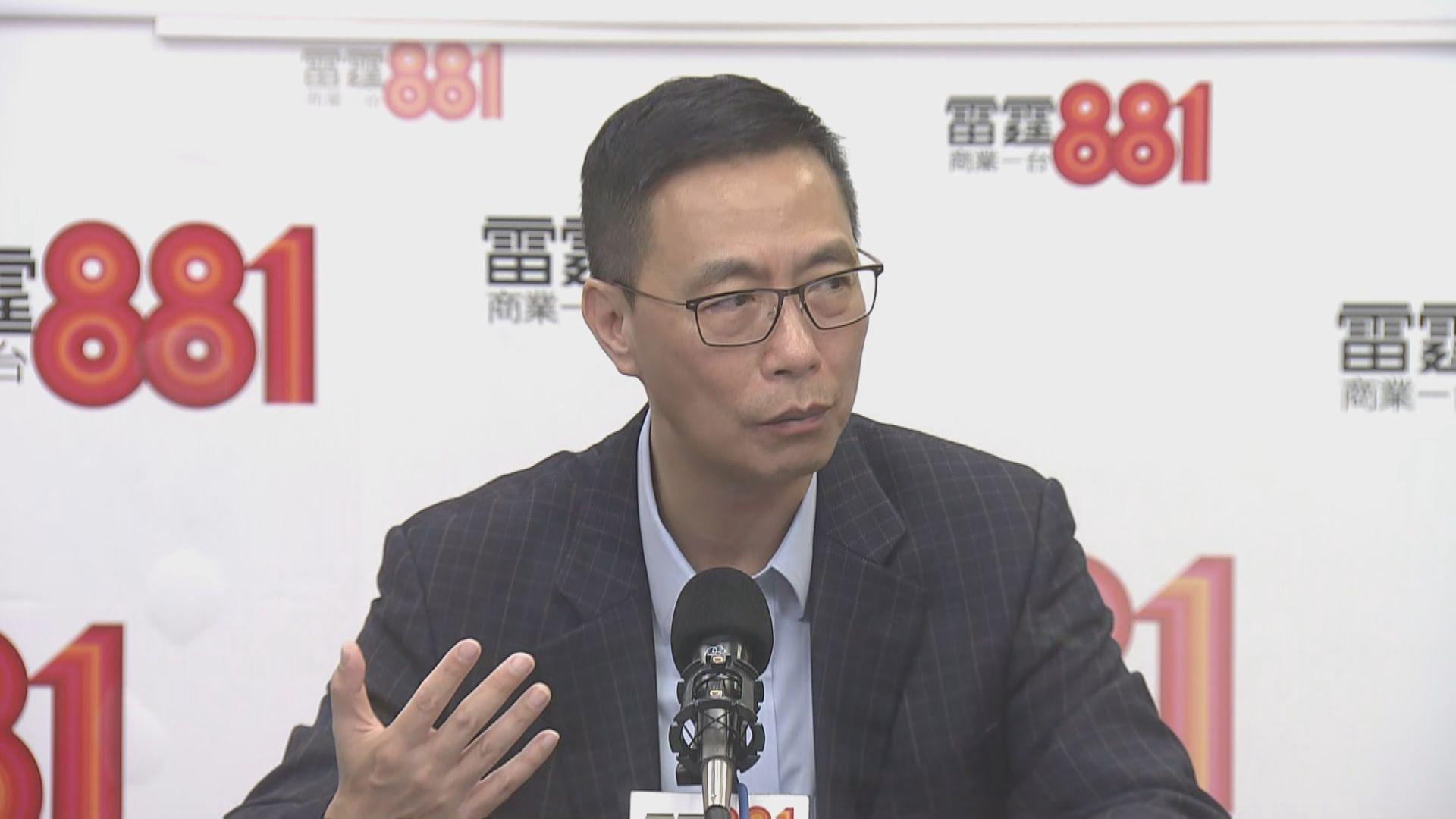 楊潤雄:教育局就禁蒙面法致函學校是提醒學生勿誤墮法網