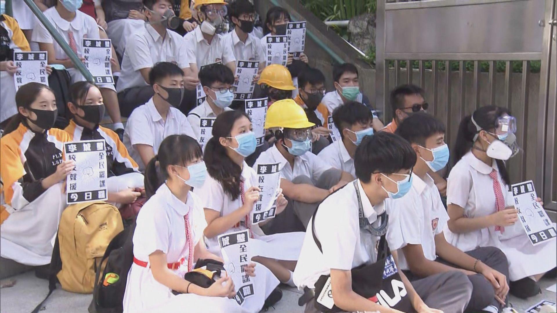楊潤雄:學生可理性討論政治事件惟不應強迫人表態