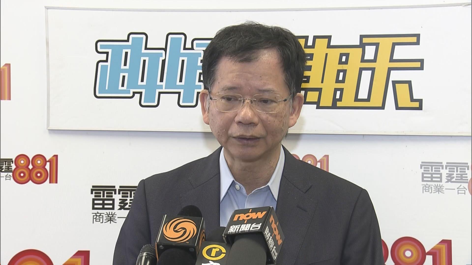 何漢權:教育局提醒學界守法是應有之義