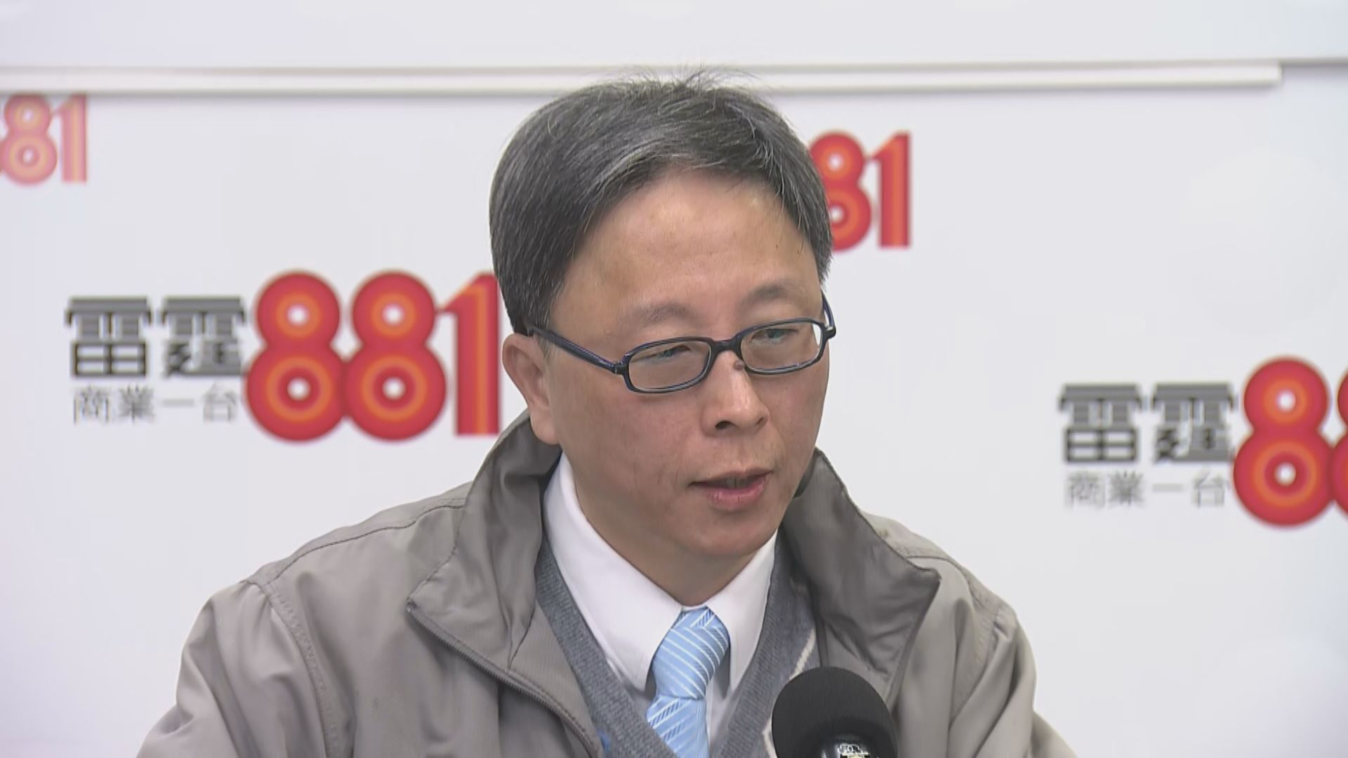 何栢良:武漢肺炎個案短時間內上升 懷疑病毒可人傳人