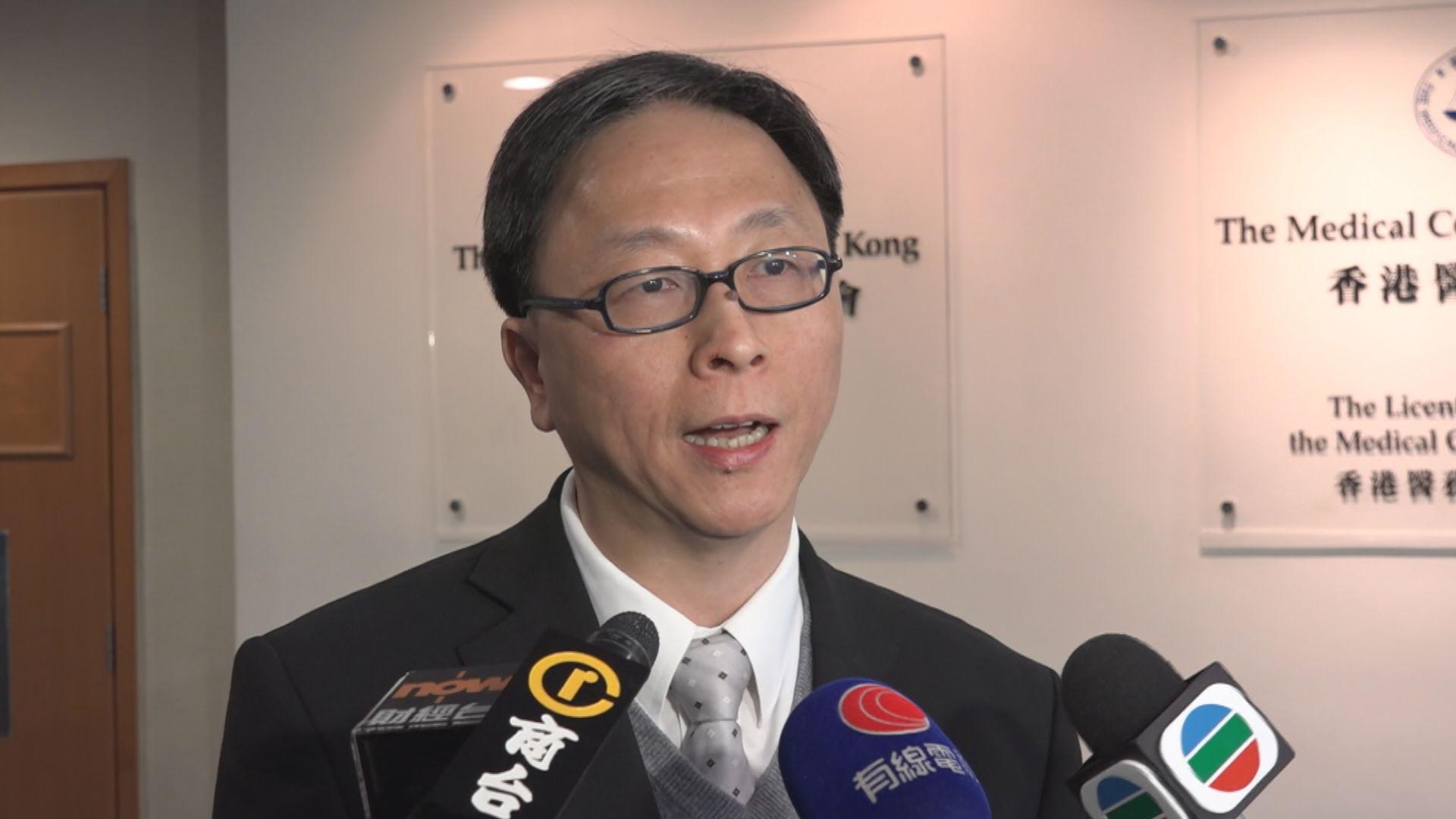 何栢良:港疫情未受控 應以警方超級電腦追蹤患者接觸史