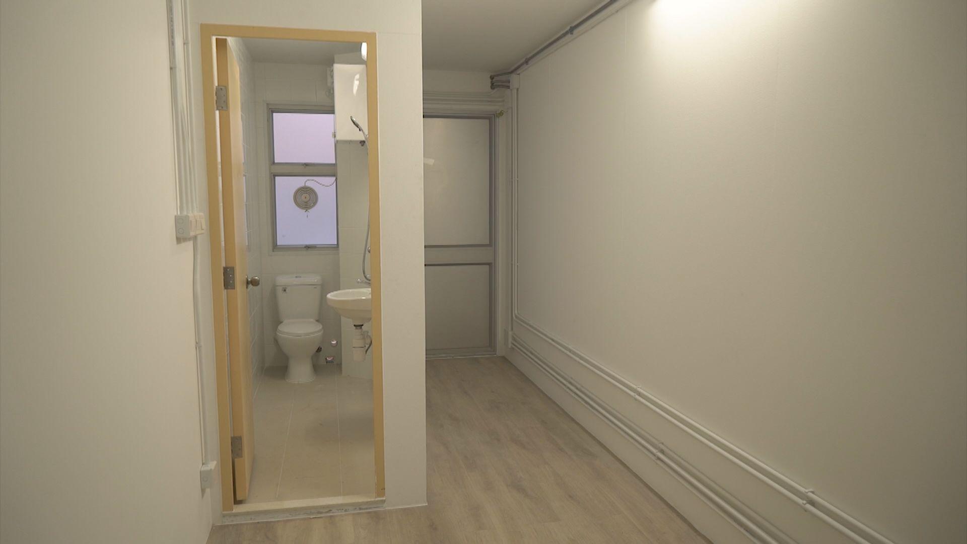 過渡性房屋南昌街項目預明年入伙 承辦商指會面試甄選入住者