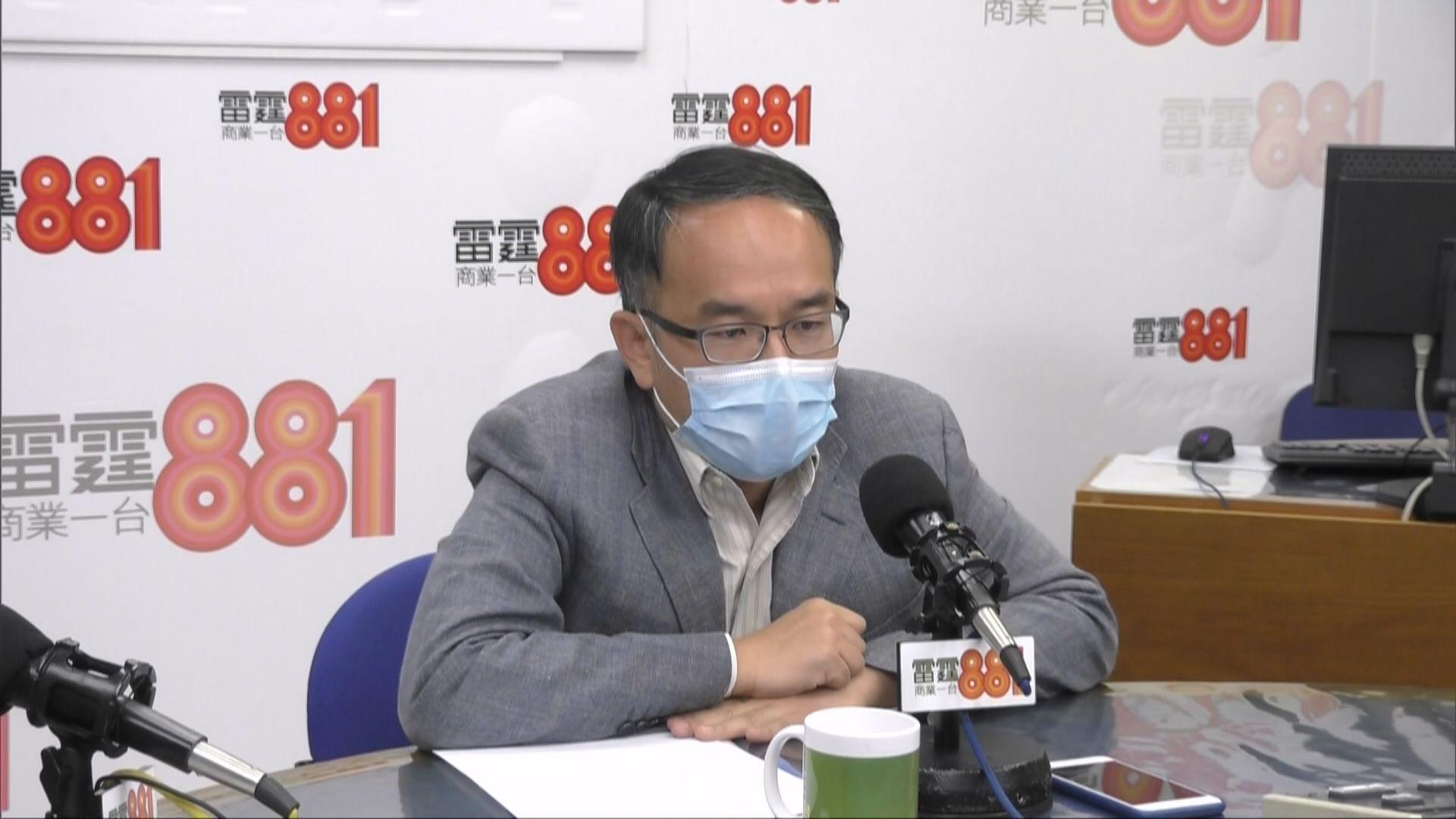 許正宇 : 派一萬元計劃六月底接受申請