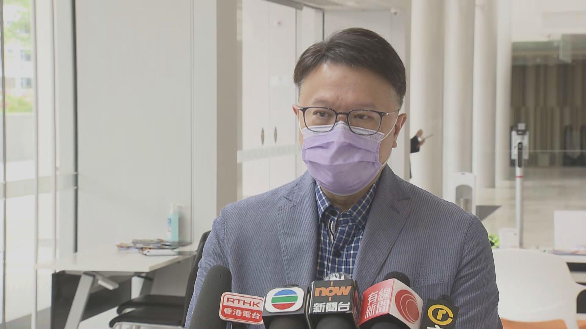 急凍食物包裝驗出新冠病毒 許樹昌:相信被患者污染