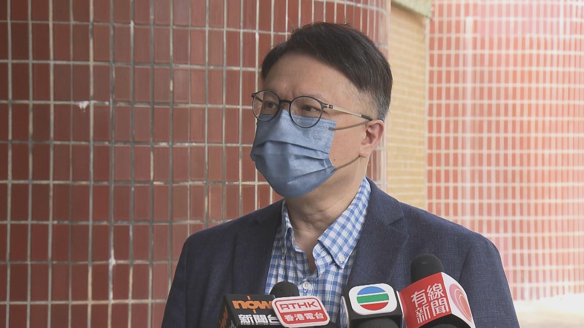許樹昌:香港很大機會跟隨世衛建議同步接種新冠及流感疫苗
