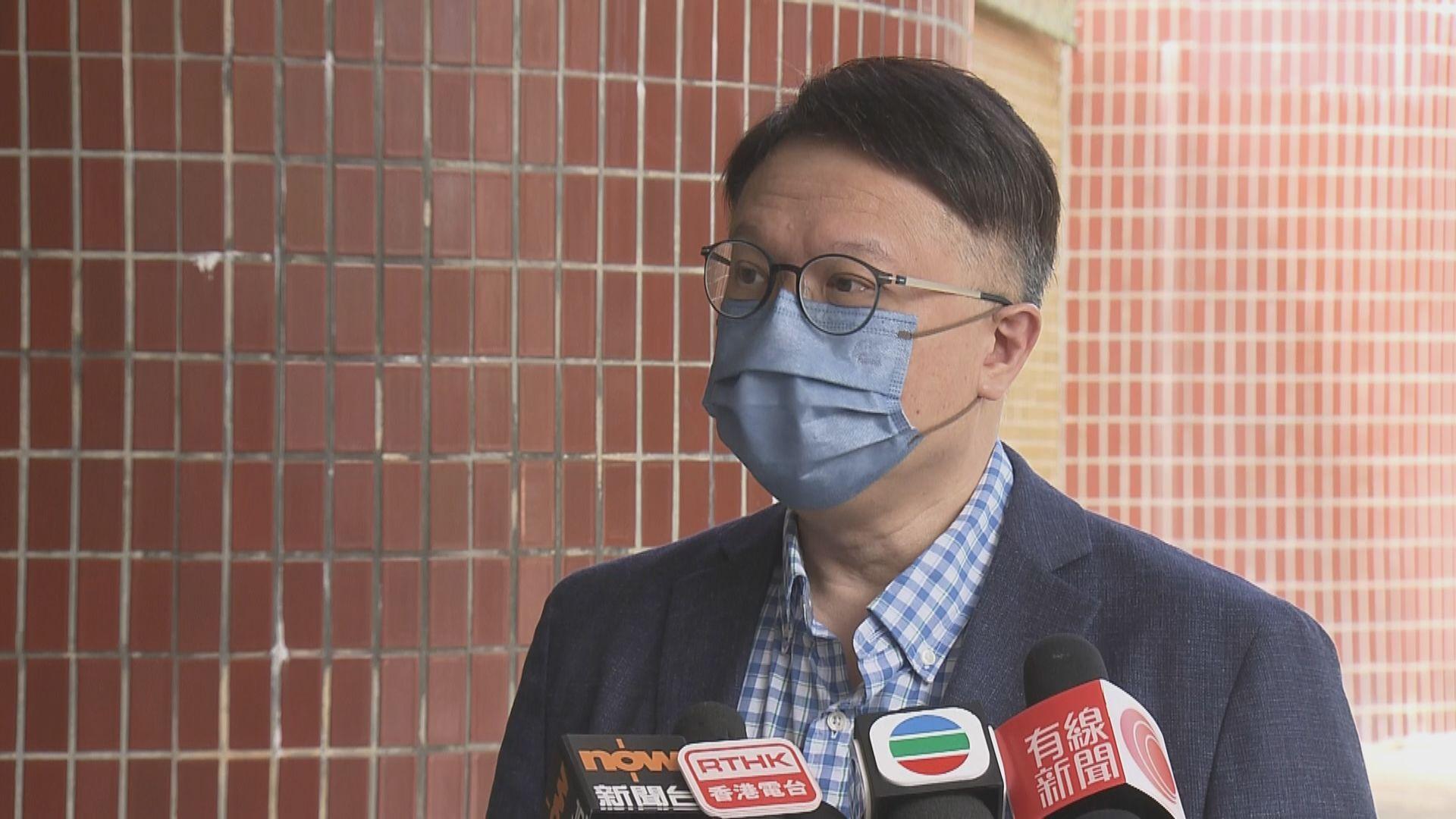 許樹昌:很大機會跟隨世衛建議同步接種新冠及流感疫苗