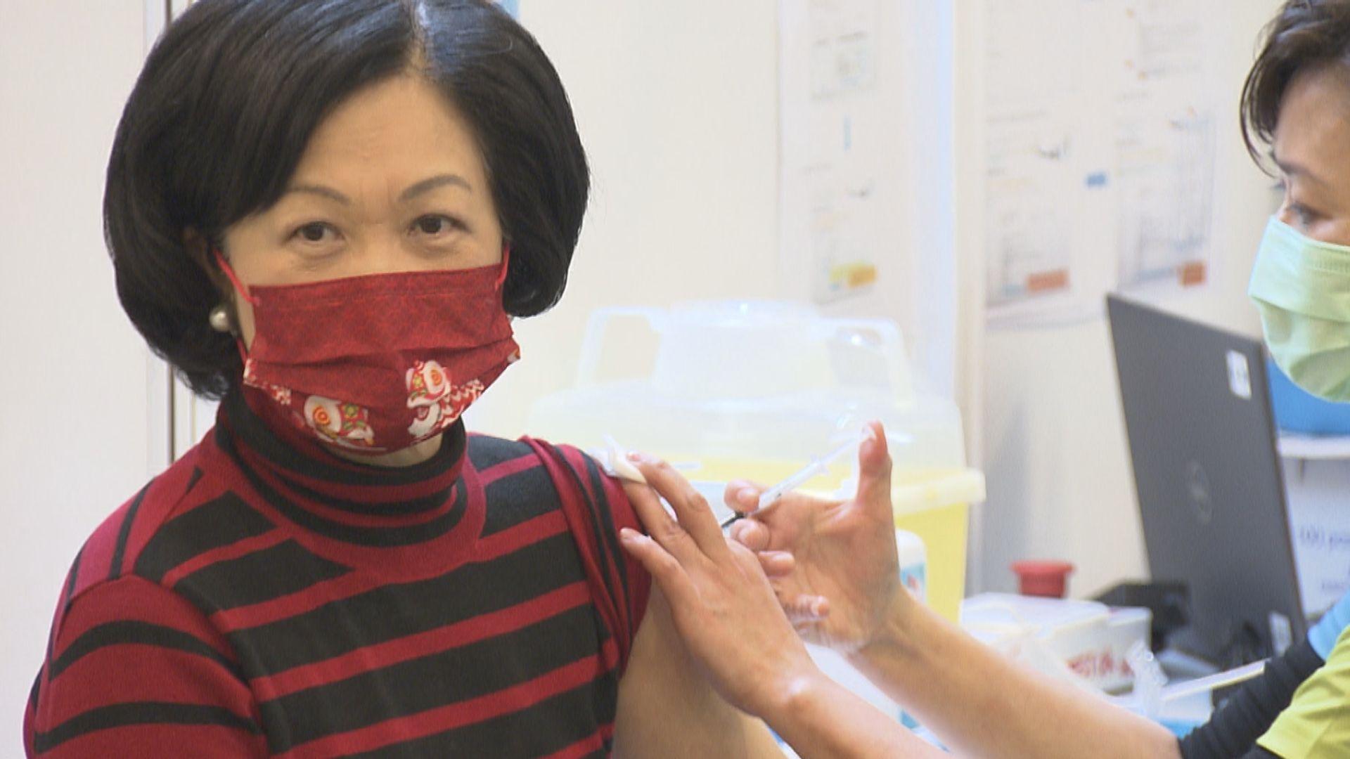 劉澤星:暫不推薦所有人驗抗體或接種第三針新冠疫苗