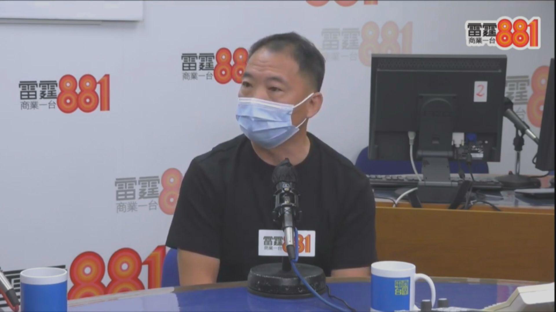 胡志偉:續任立法會是要保留權力制衡政府