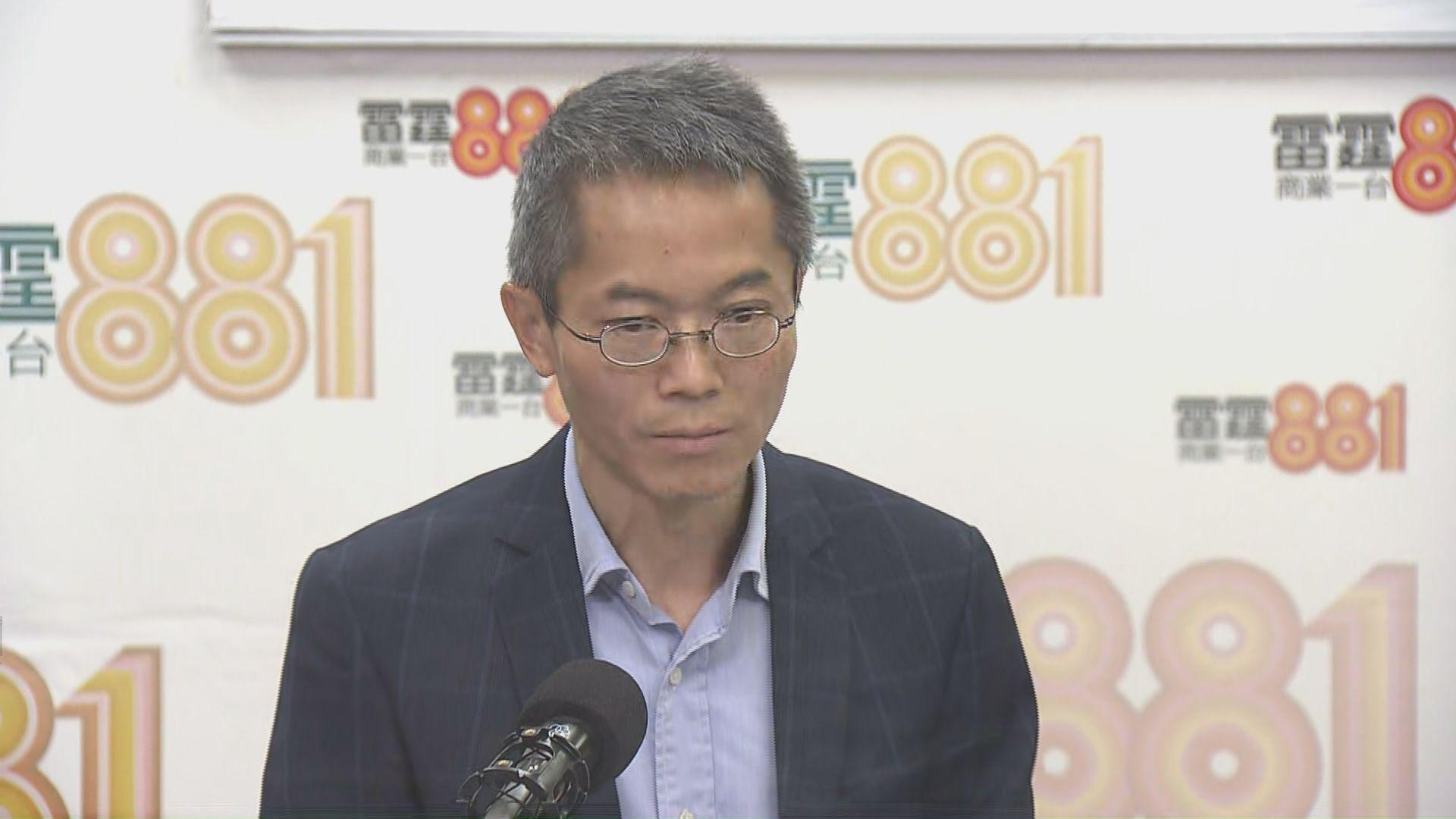 黃加慶:今次登革熱疫情來得很急