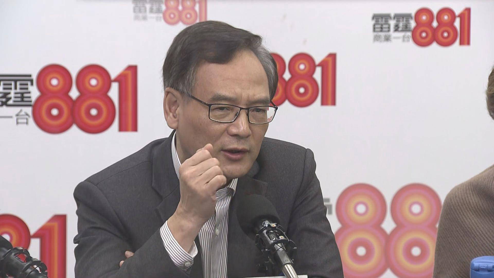 謝偉銓:港鐵誠信破產需改革現行監管制度