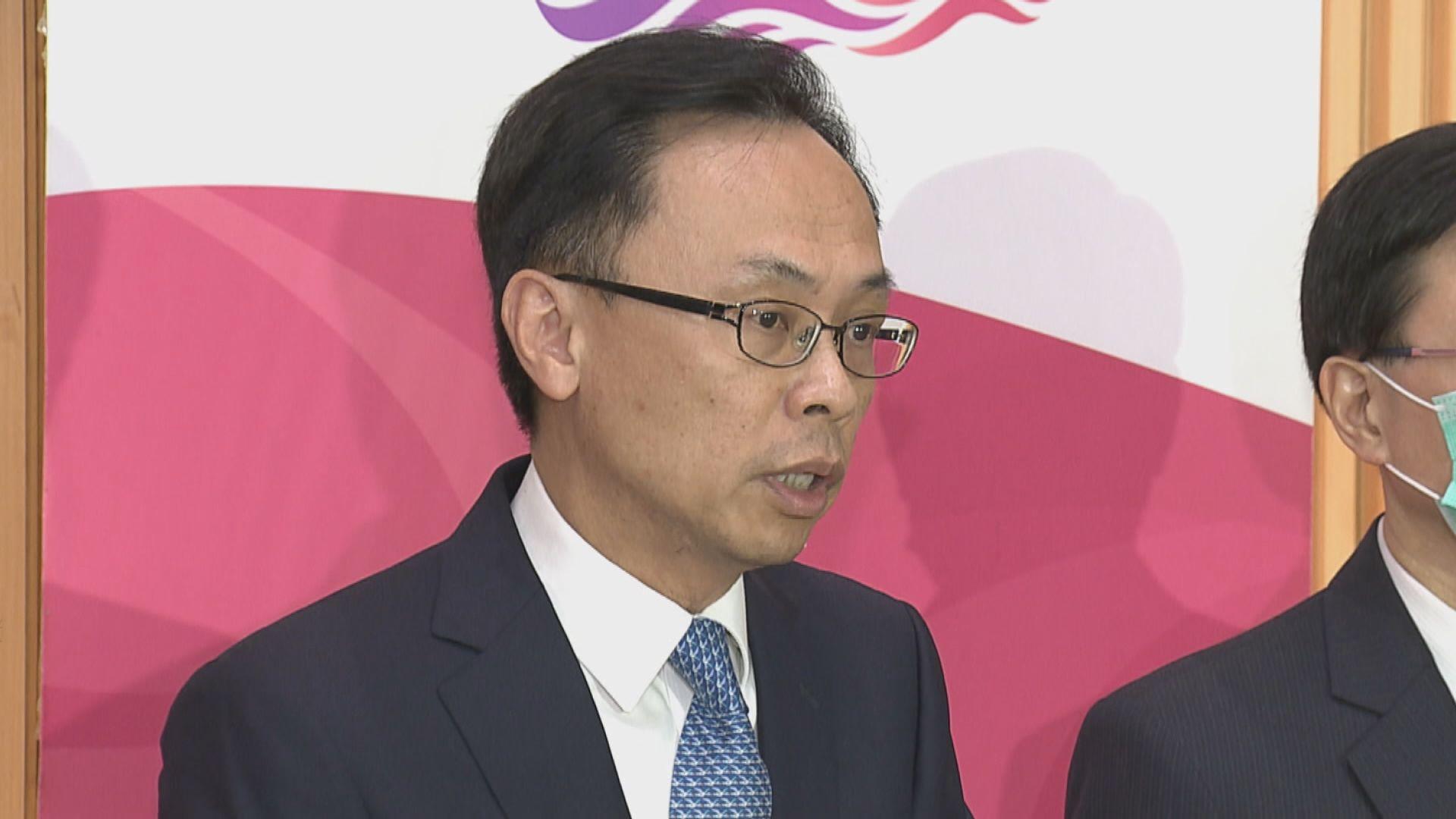 聶德權:武漢封城一個月才安排包機非政治考慮