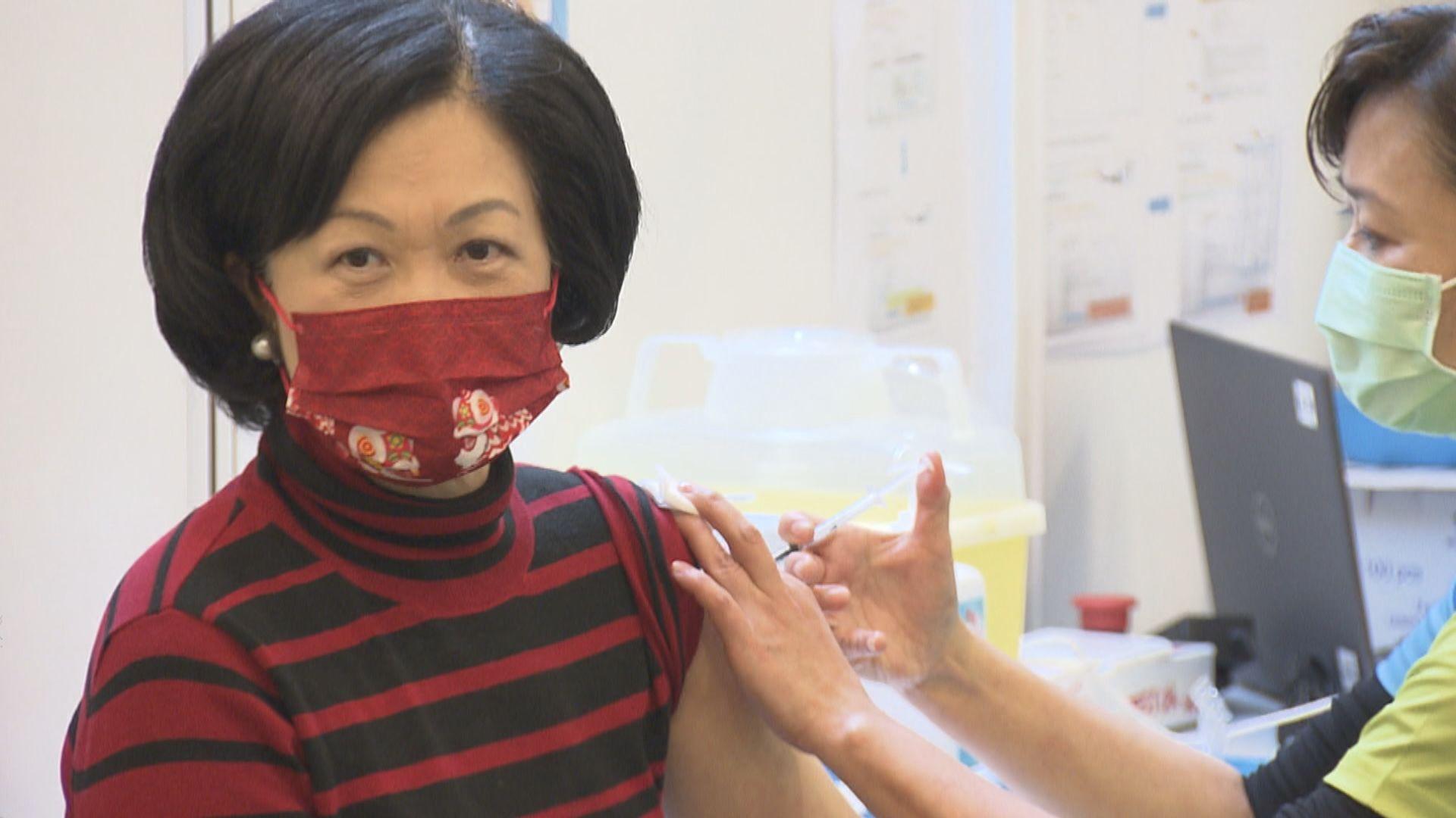 【曾接種科興】葉劉:體內中和抗體水平跌至零 第三針選擇復必泰