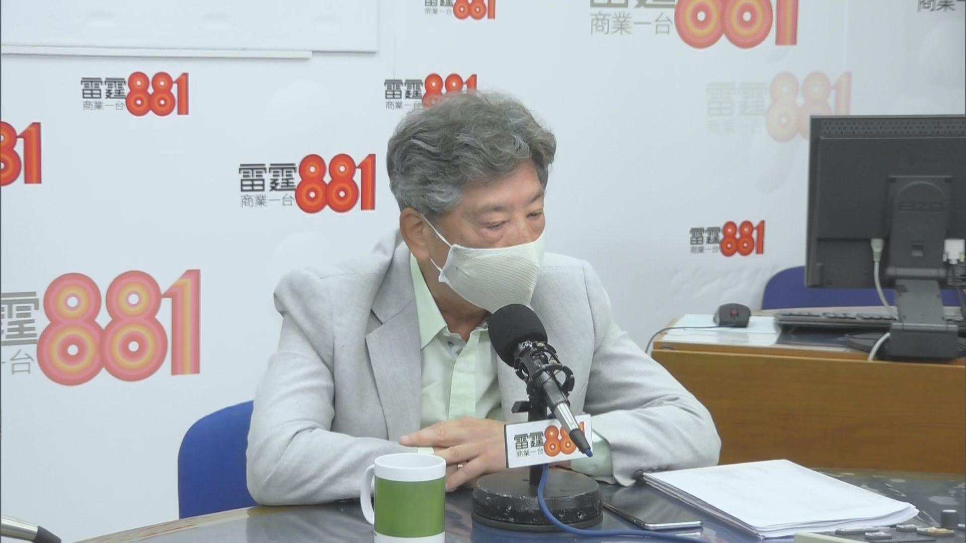 湯家驊:民主派初選影響選舉公平