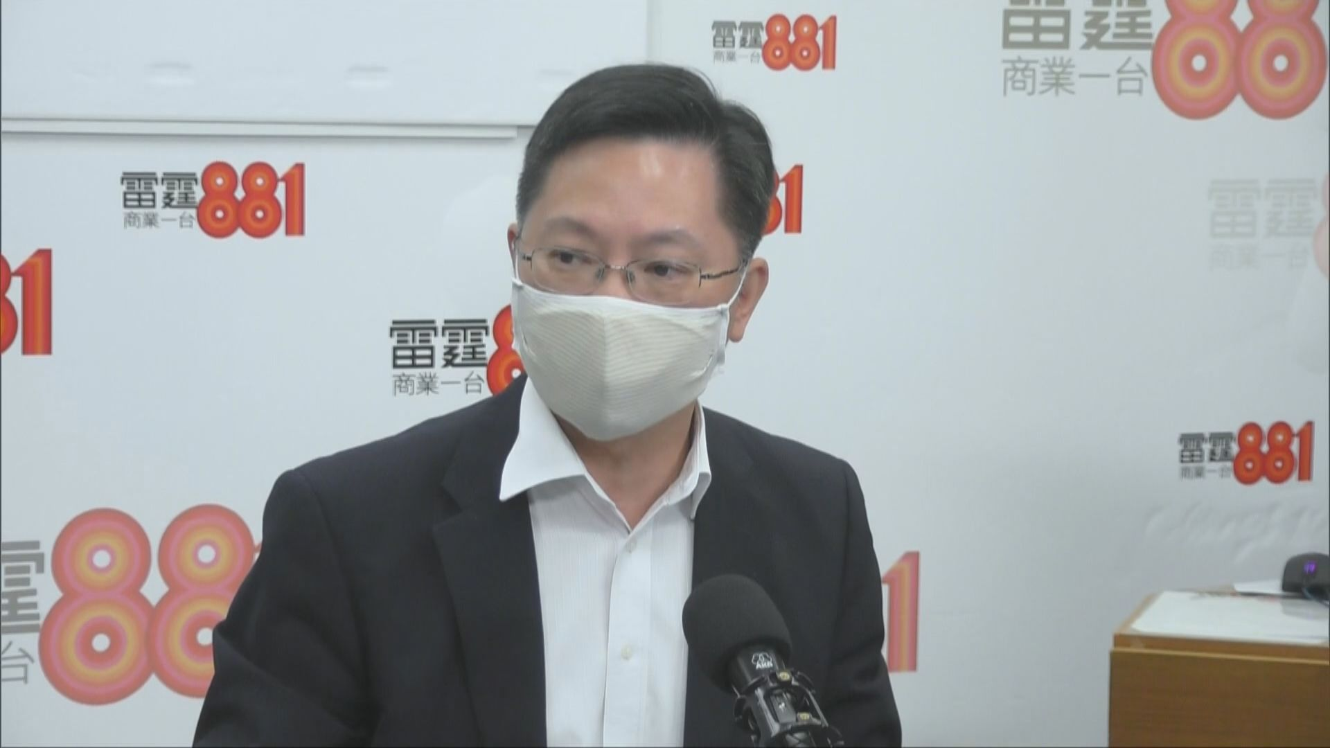 薛永恒:不提銅芯口罩專利是不尊重研發團隊