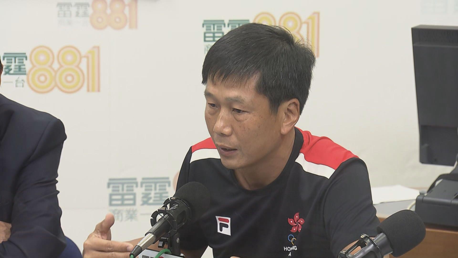 體育專員:政府未來會繼續推動運動發展