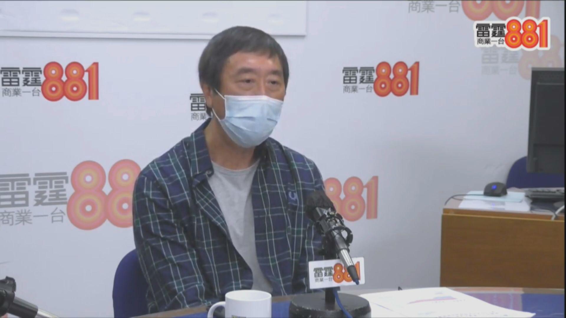 沈祖堯:新冠疫苗面世後仍要提防病毒變種