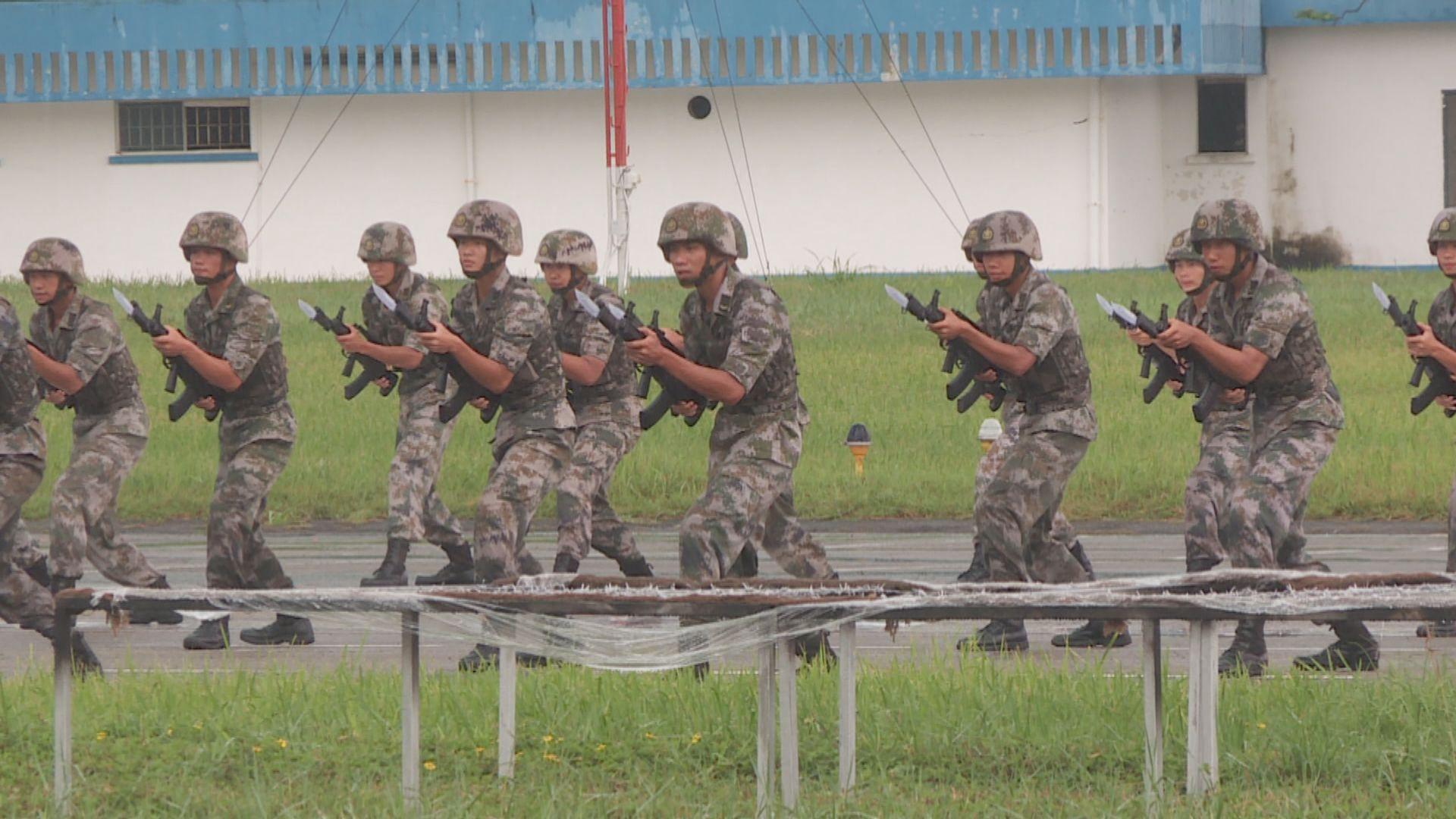 譚耀宗:有人挑釁中央出動解放軍以玉石俱焚