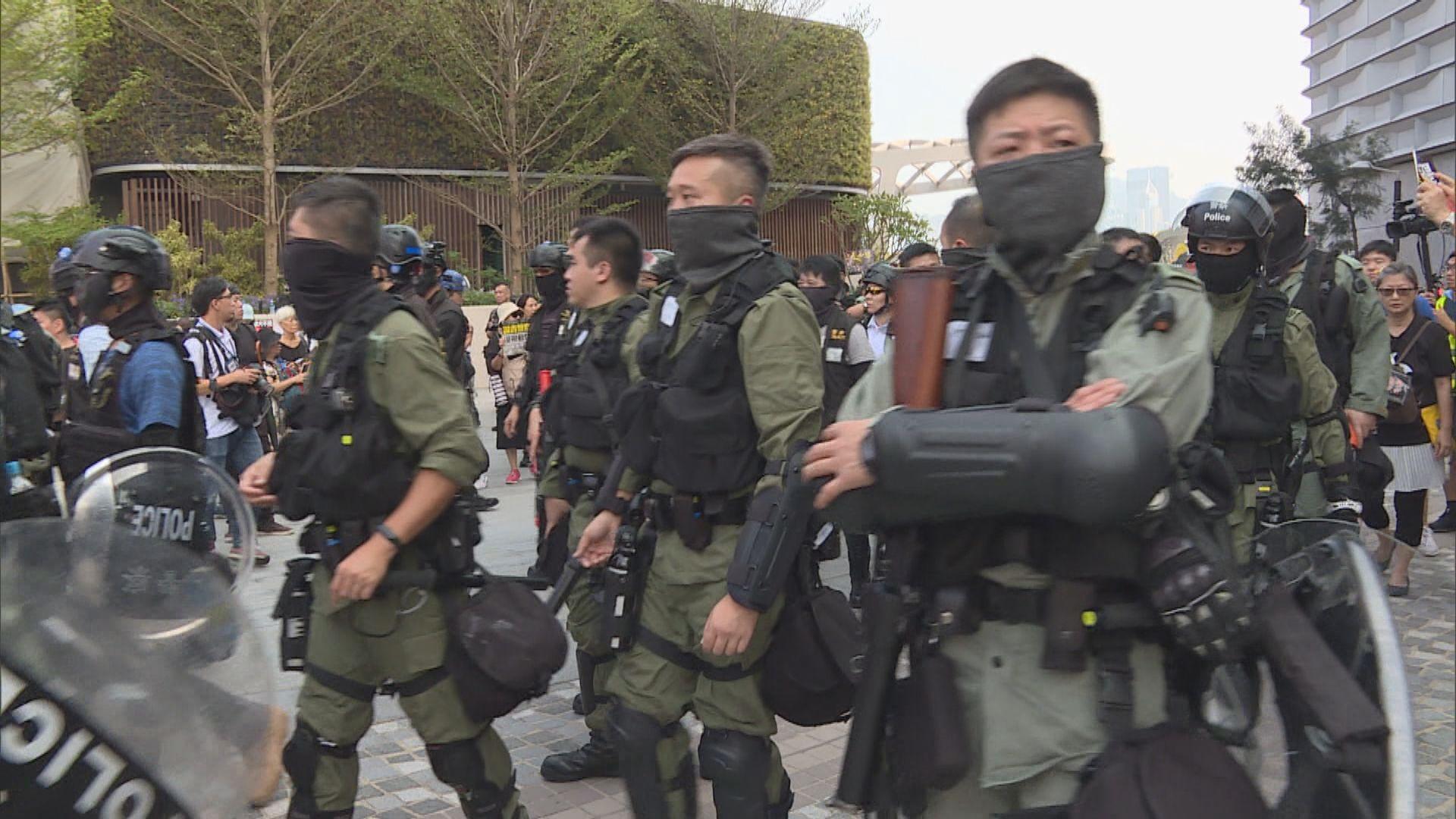 警隊聘約千名退休警回巢料本月內可全部上班