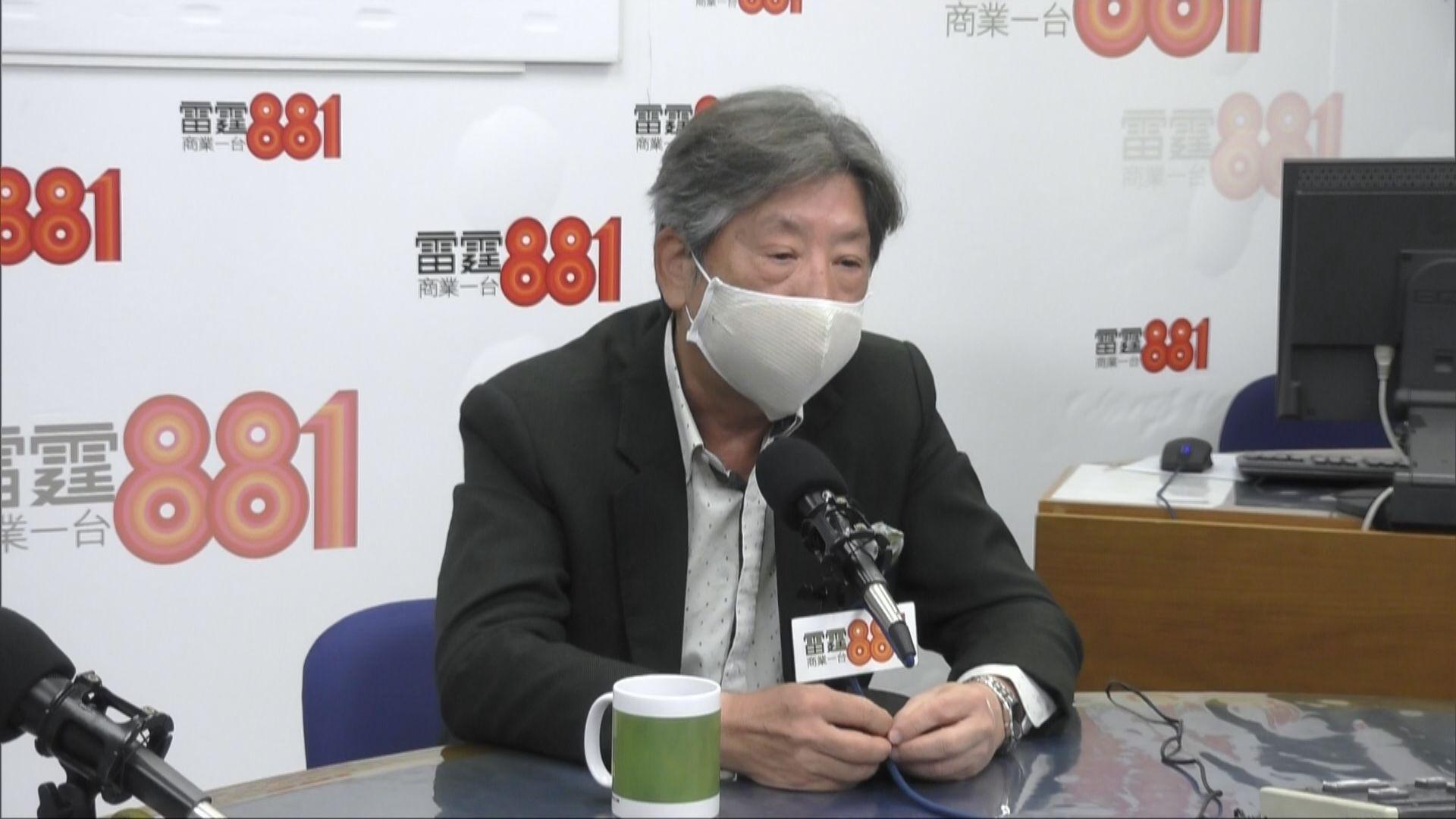 湯家驊:叫官員下台及呼籲制裁香港未必觸犯國安法