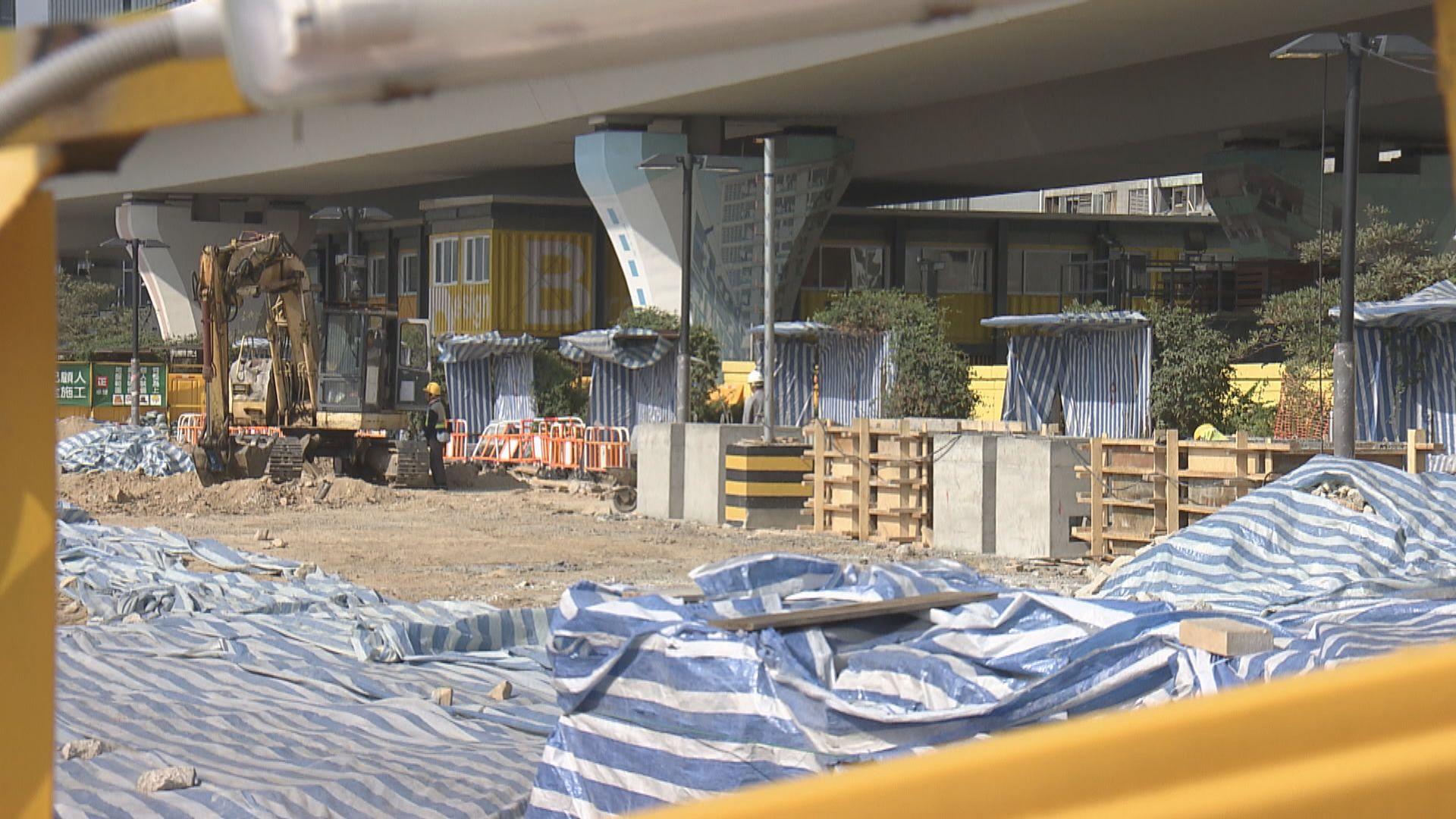 徐英偉:無計劃剎停興建觀塘音樂噴泉的項目