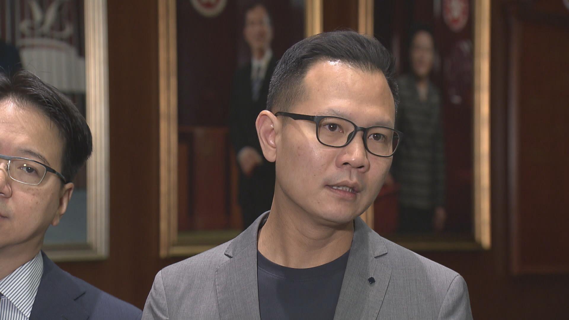 郭榮鏗:美國警告緊急法會破壞香港國際地位