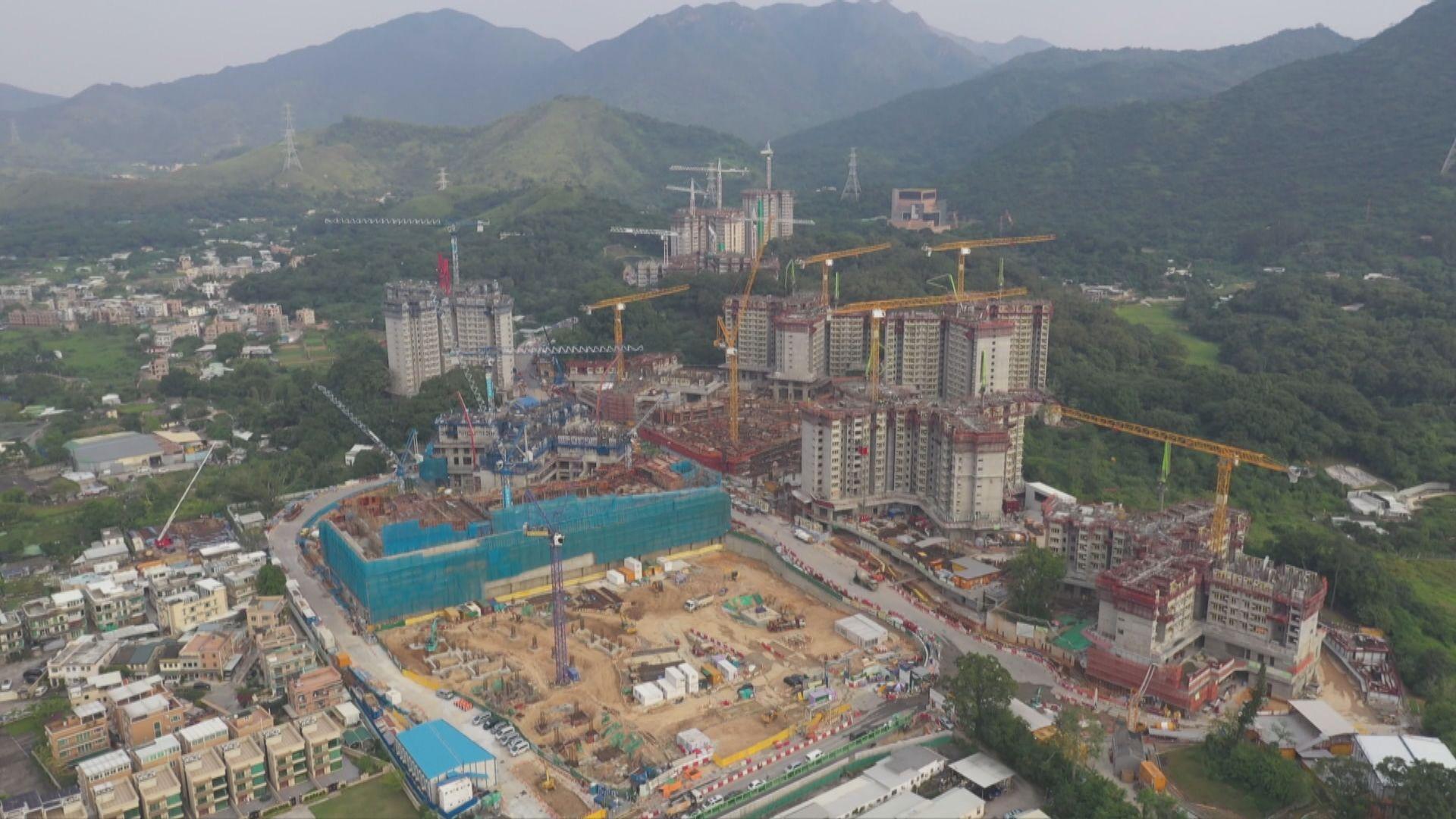 黃偉綸:未來十年公營房屋供應將進一步增加