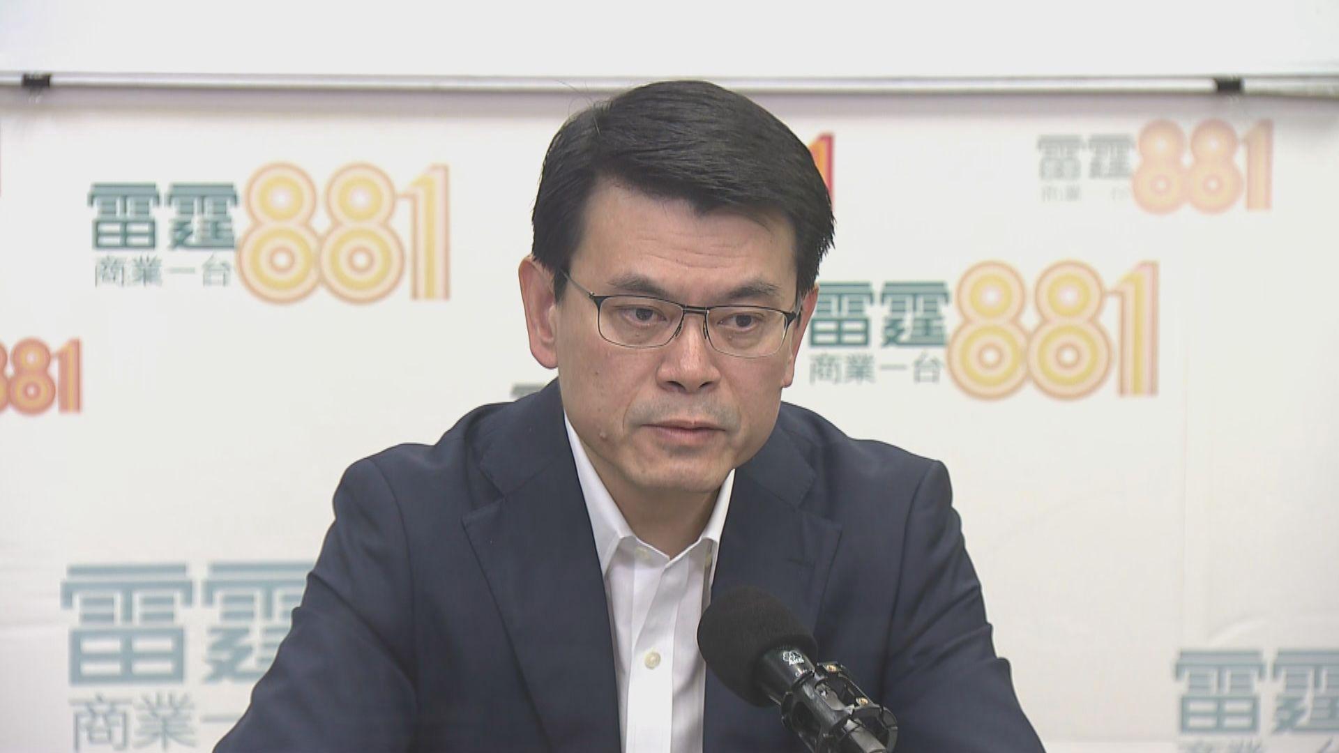 邱騰華:第四季經濟增長繼續放緩