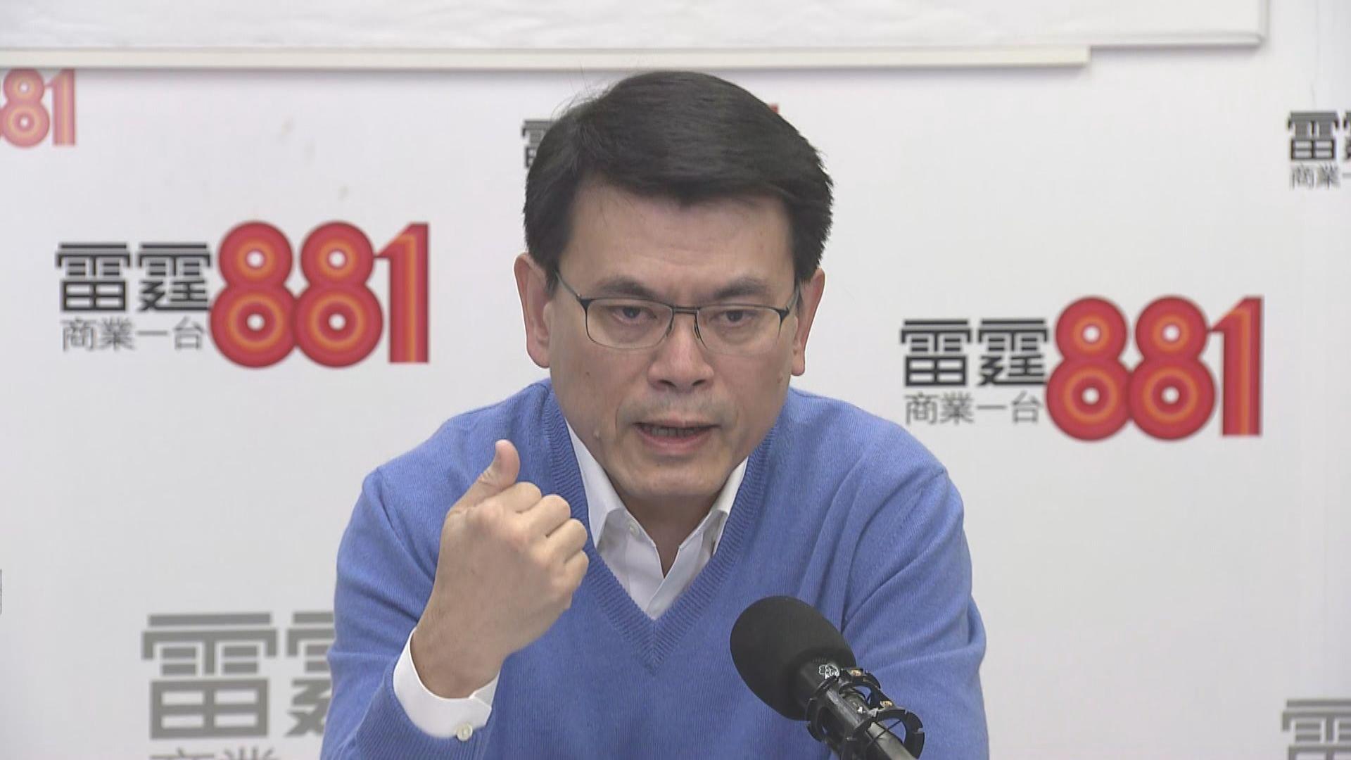 邱騰華:難估計貿易戰持續對整體經濟氣氛影響