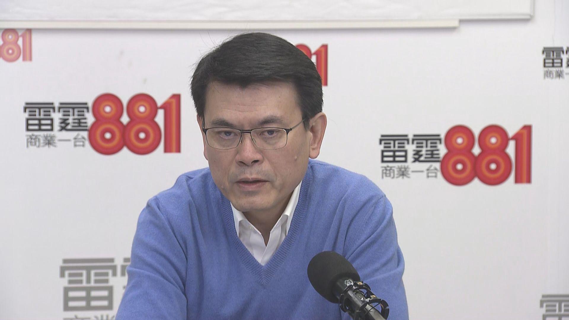 邱騰華:若美國再調高關稅商界將吃不消