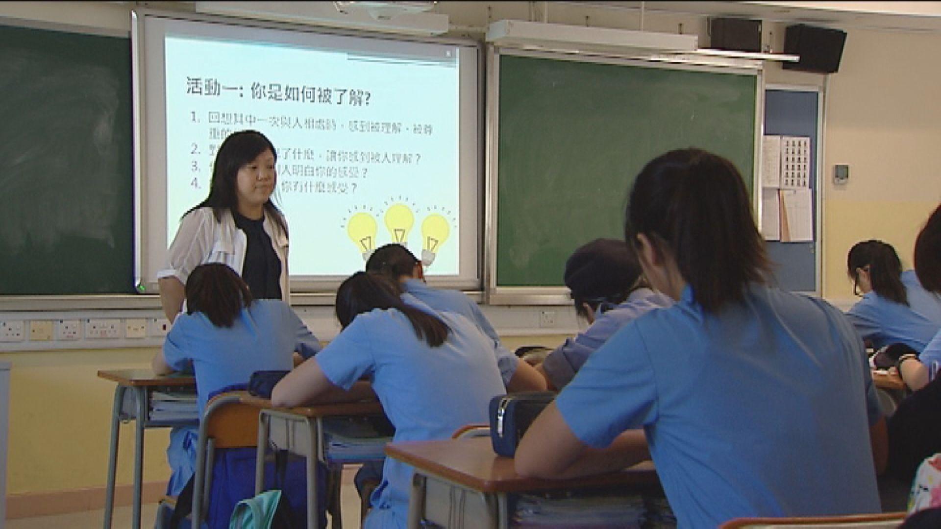 楊潤雄:支持廣東話 以母語溝通最自然