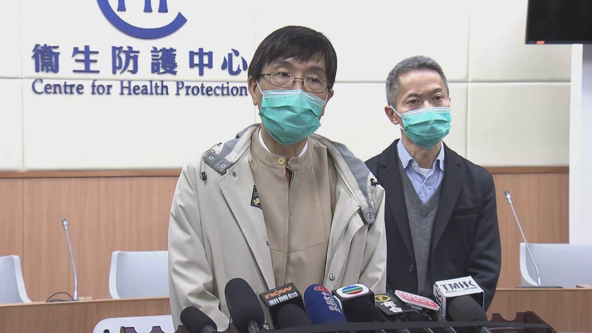 袁國勇:長康邨非淘大翻版 需調查排氣管漏氣原因