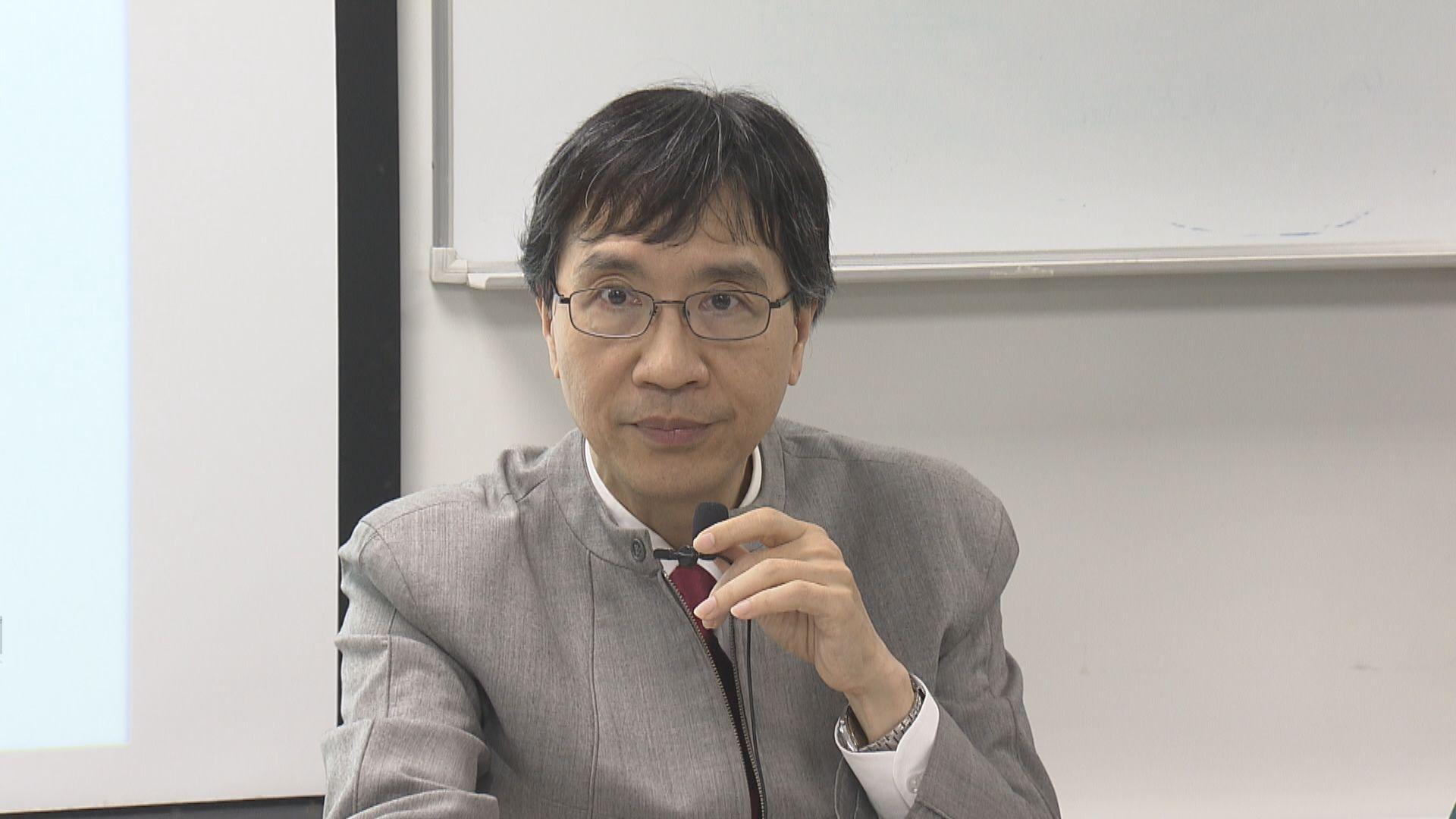 袁國勇:新型冠狀病毒無辦法截斷傳播鏈